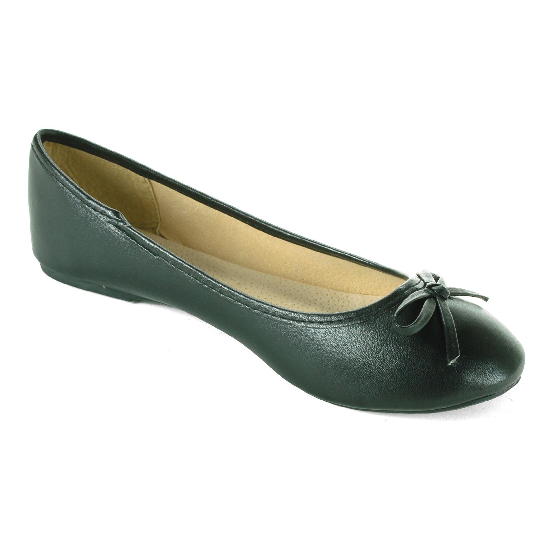 Alpine-Swiss-Iris-Womens-Ballet-Flats-Suede-Lined-Classic-Bow-Ballerina-Slippers thumbnail 18