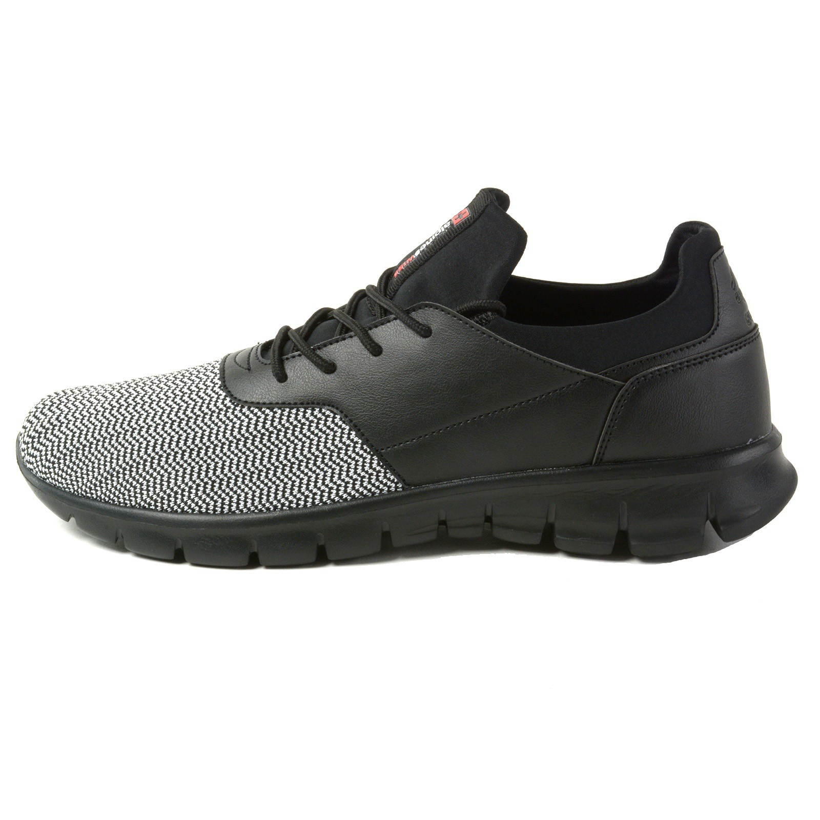 Alpine-Swiss-Leo-Men-Sneakers-Flex-Knit-Tennis-Shoes-Casual-Athletic-Lightweight thumbnail 12