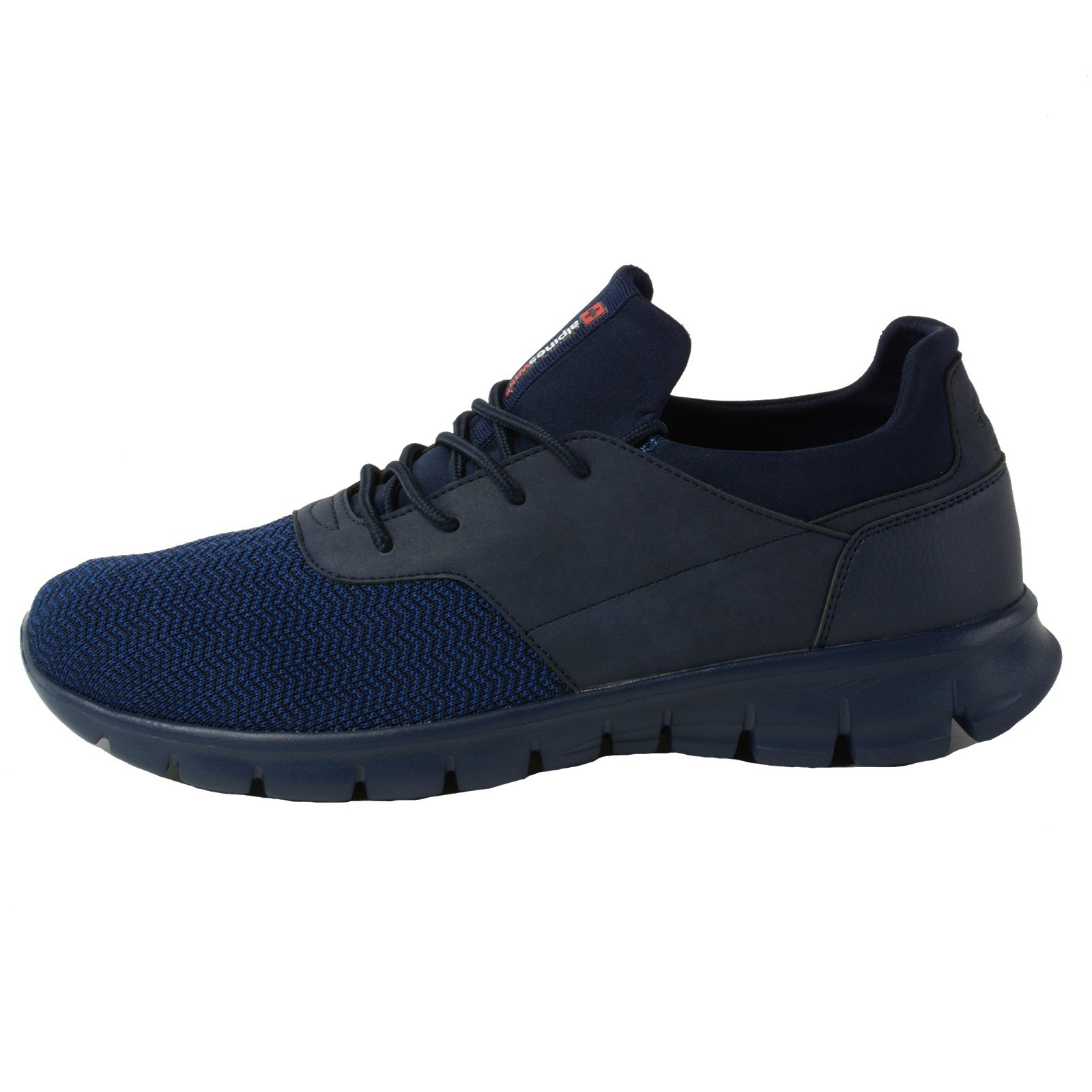 Alpine-Swiss-Leo-Men-Sneakers-Flex-Knit-Tennis-Shoes-Casual-Athletic-Lightweight thumbnail 27