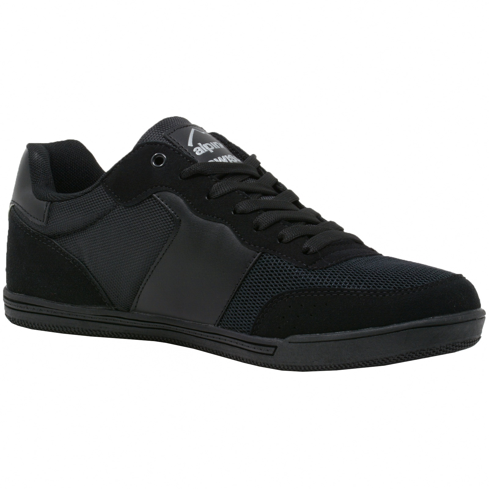 Alpine-Swiss-Liam-Mens-Fashion-Sneakers-Suede-Trim-Low-Top-Lace-Up-Tennis-Shoes thumbnail 20