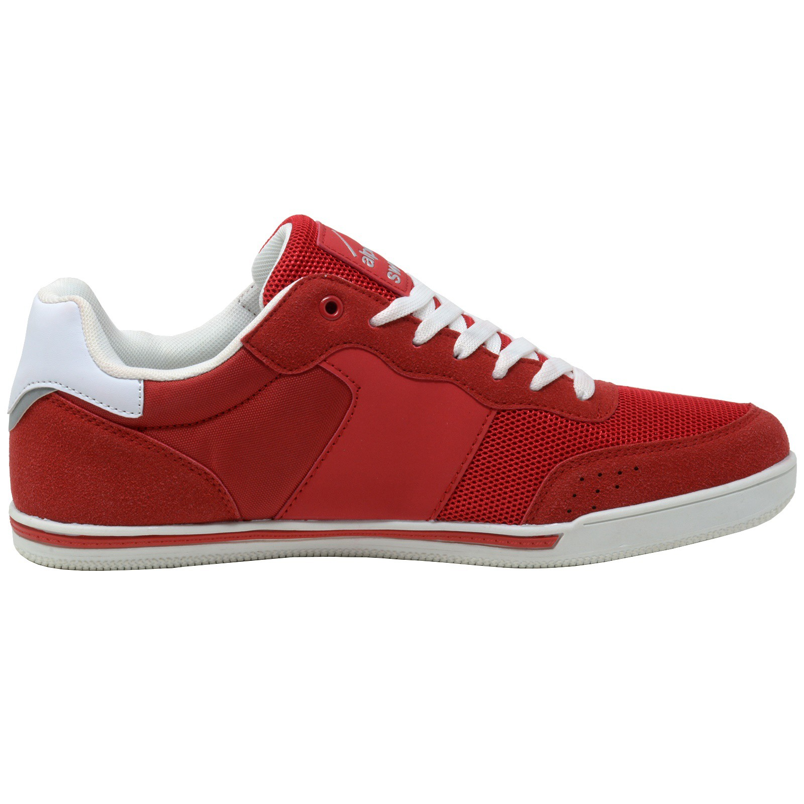 Alpine-Swiss-Liam-Mens-Fashion-Sneakers-Suede-Trim-Low-Top-Lace-Up-Tennis-Shoes thumbnail 52