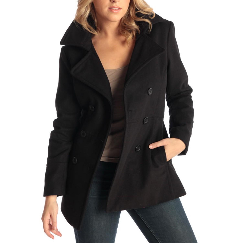 Overcoat woman