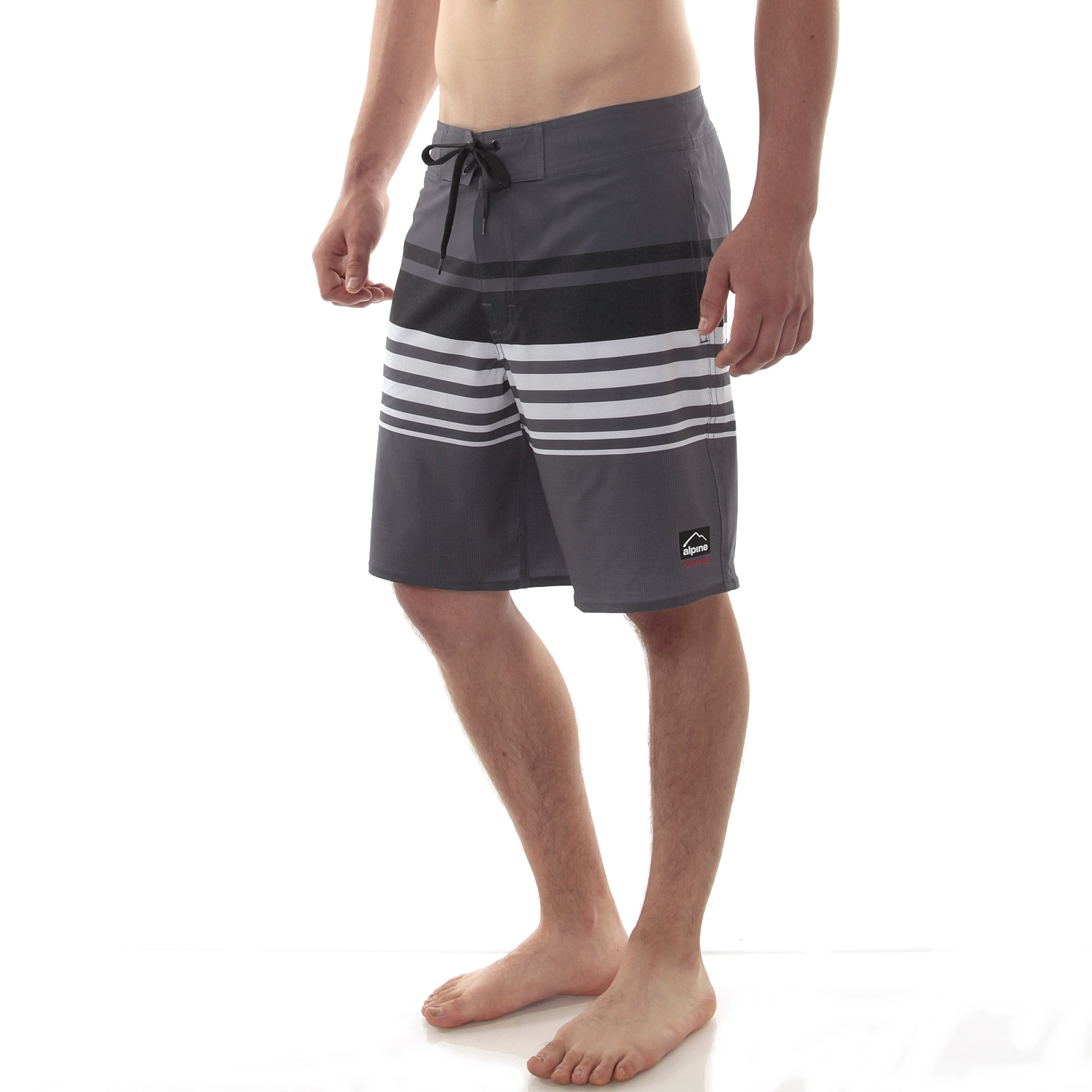 donhobo Men's Swim Trunks Board Shorts Beach Pants Swimming Waterproof Quick Dry Surfing Boardshorts. £ Prime. 5 out of 5 stars 2.