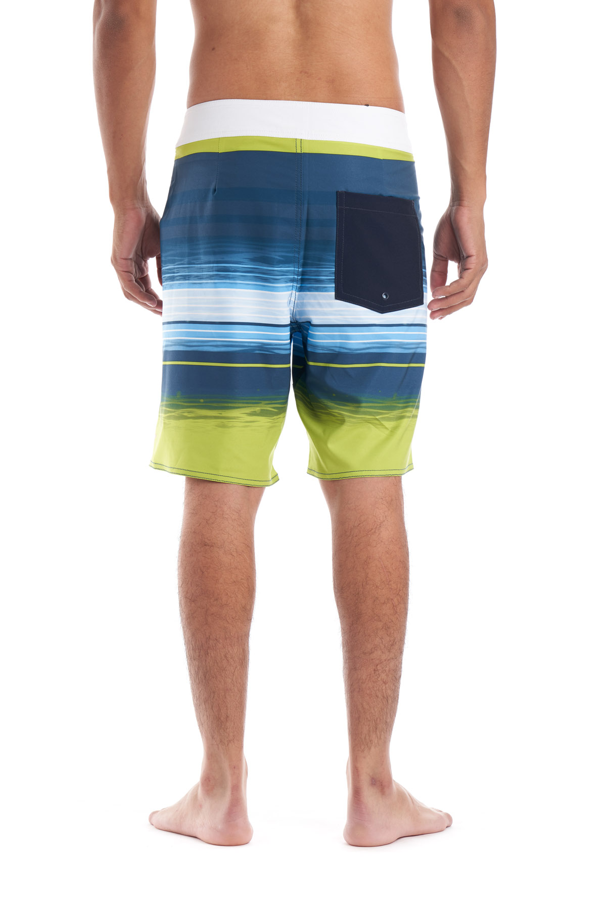 Alpine-Swiss-Mens-Swim-Shorts-Beach-Trunks-Surf-Quick-Dry-Boardshorts-Swimwear