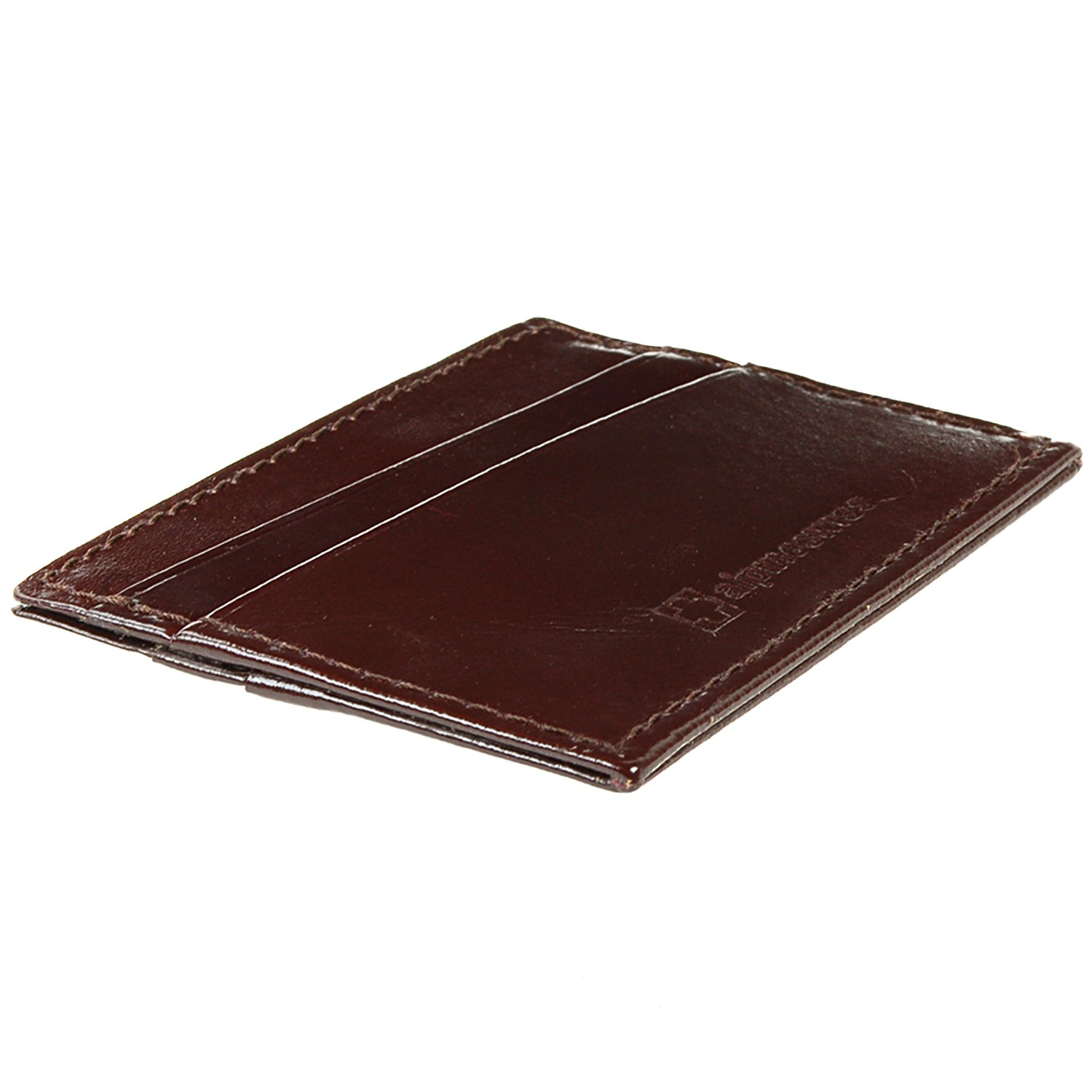 Alpine-Swiss-Super-Slim-Card-Case-Genuine-Leather-ID-Holder-Front-Pocket-Wallet thumbnail 45