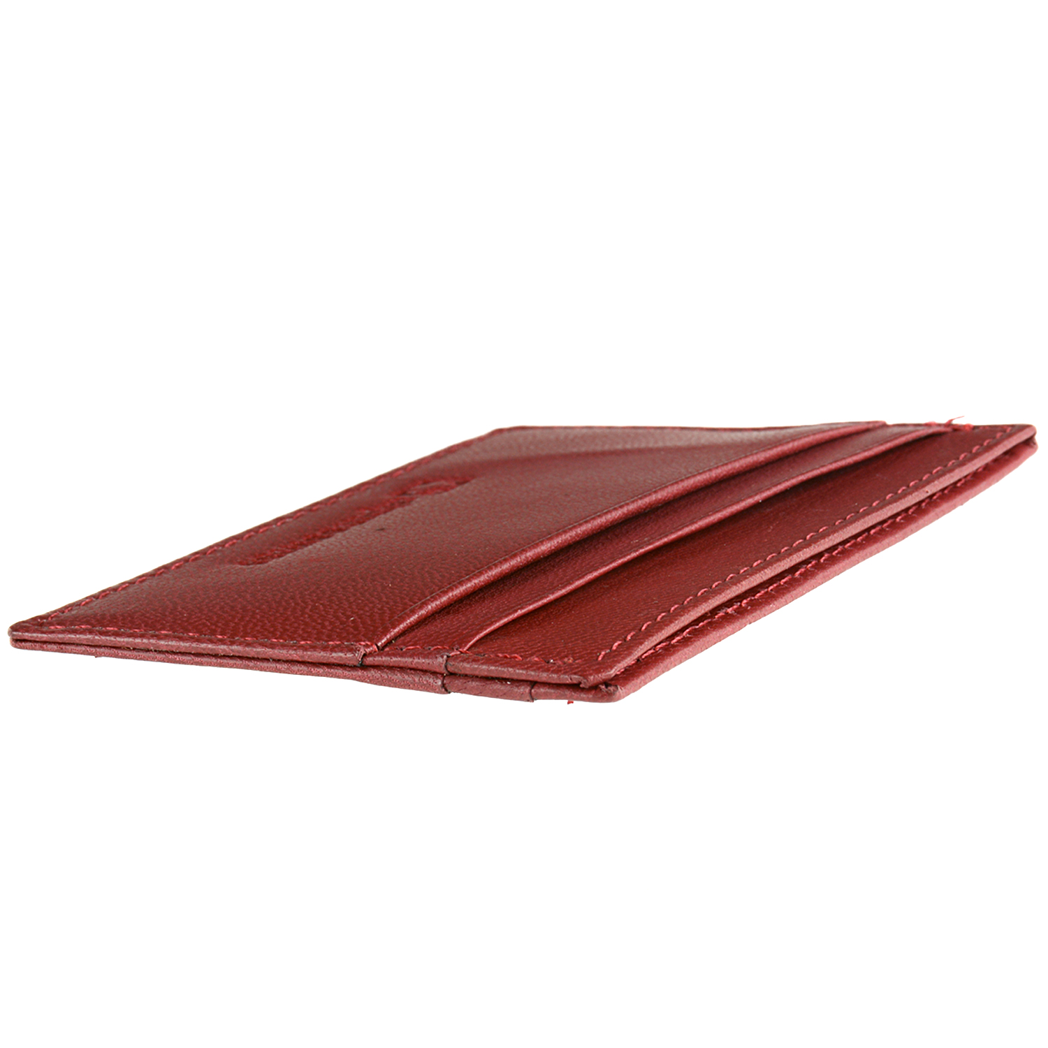 Alpine-Swiss-Super-Slim-Card-Case-Genuine-Leather-ID-Holder-Front-Pocket-Wallet thumbnail 24