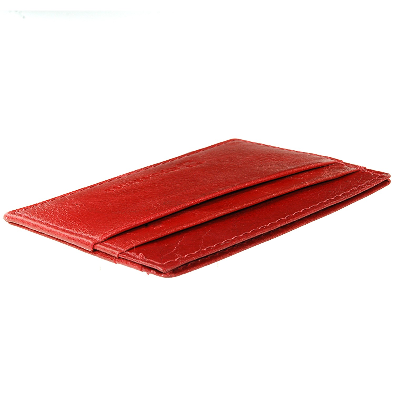 Alpine-Swiss-Super-Slim-Card-Case-Genuine-Leather-ID-Holder-Front-Pocket-Wallet thumbnail 37