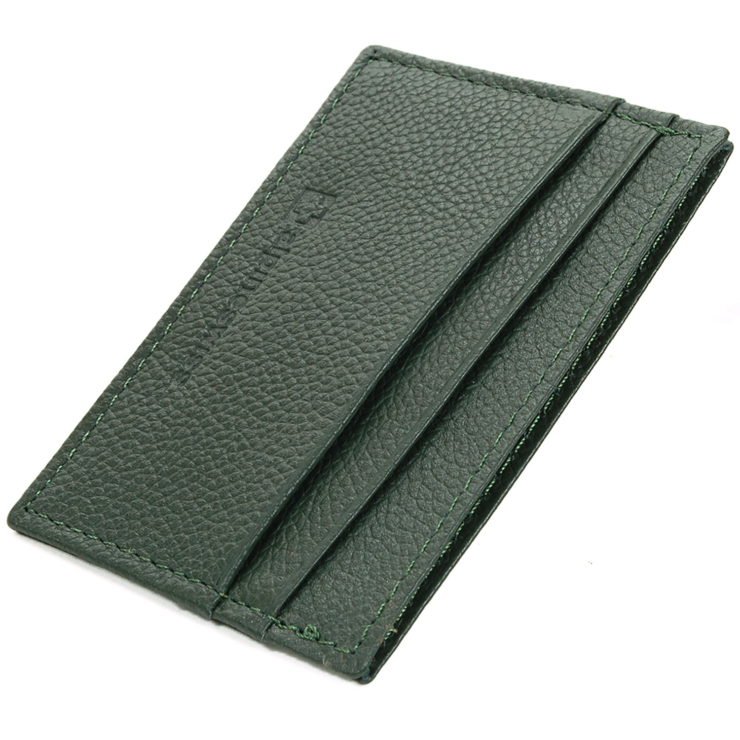 Alpine-Swiss-Super-Slim-Card-Case-Genuine-Leather-ID-Holder-Front-Pocket-Wallet thumbnail 62