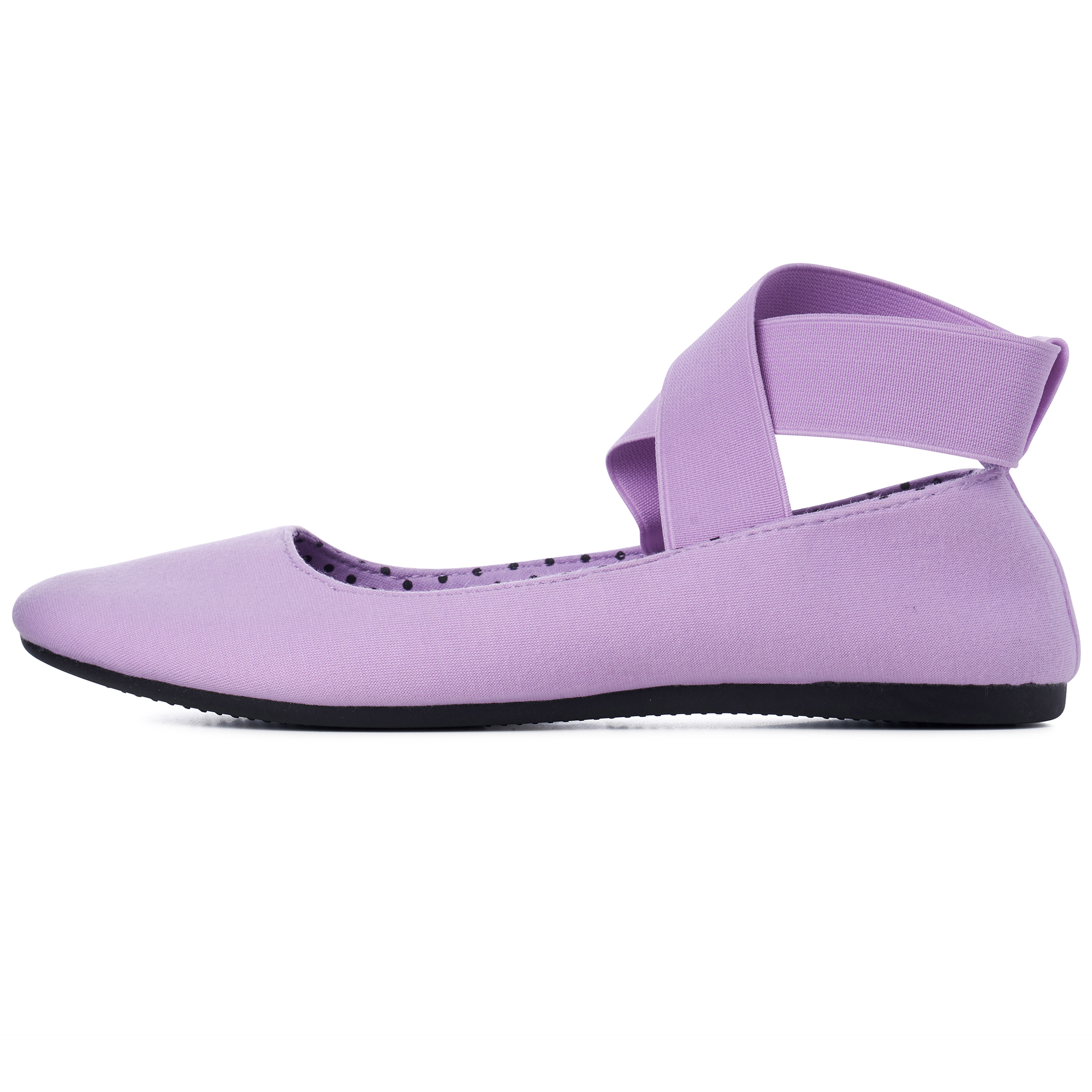 Alpine-Swiss-Peony-Womens-Ballet-Flats-Elastic-Ankle-Strap-Shoes-Slip-On-Loafers thumbnail 55