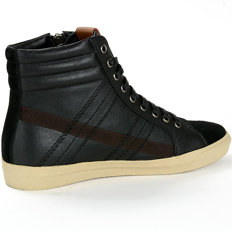 Mens Zipper Tennis Shoes