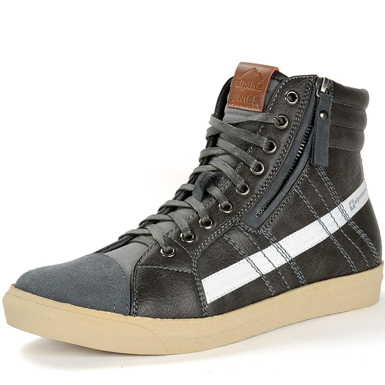 Mens High Top Fashion Boots