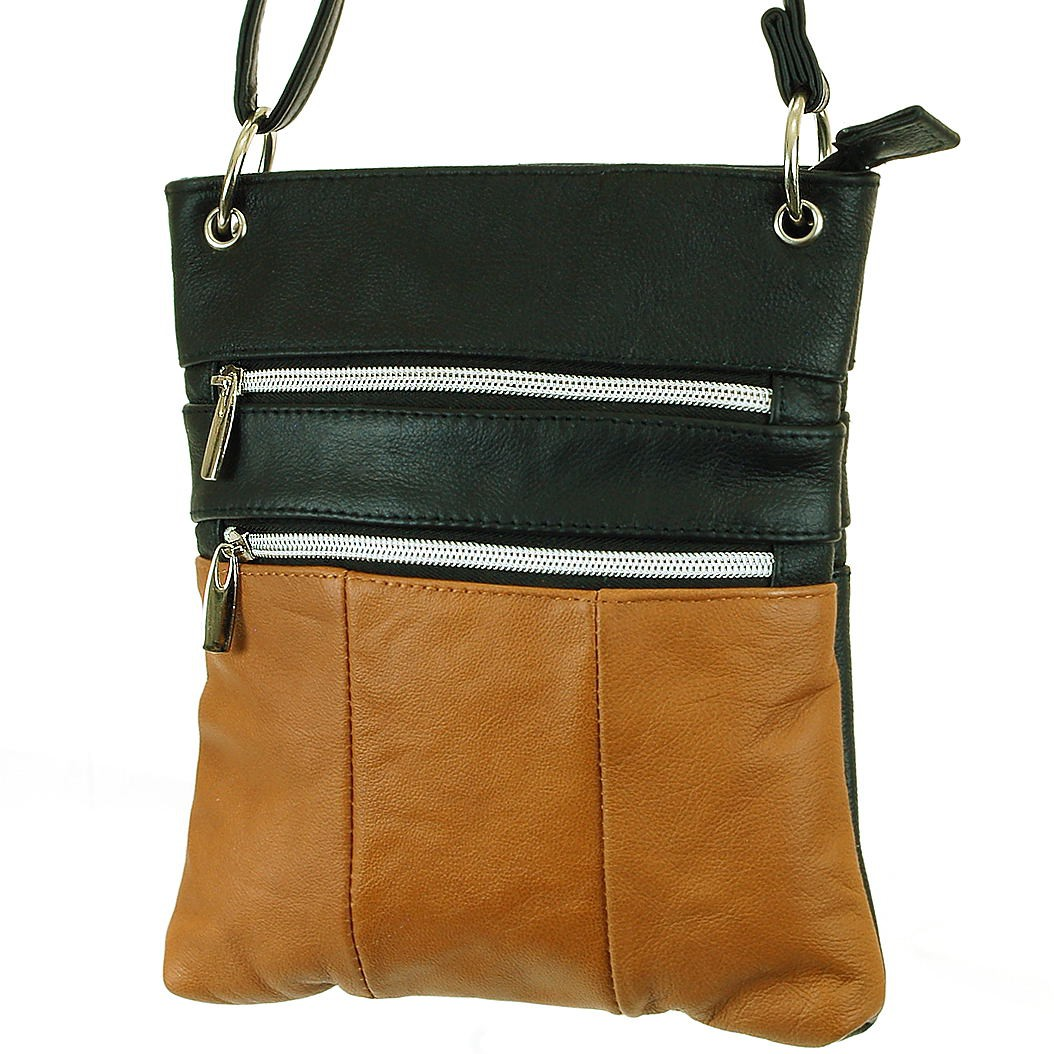 Women's Purse Cross Body Shoulder Bag Leather Handbag ...