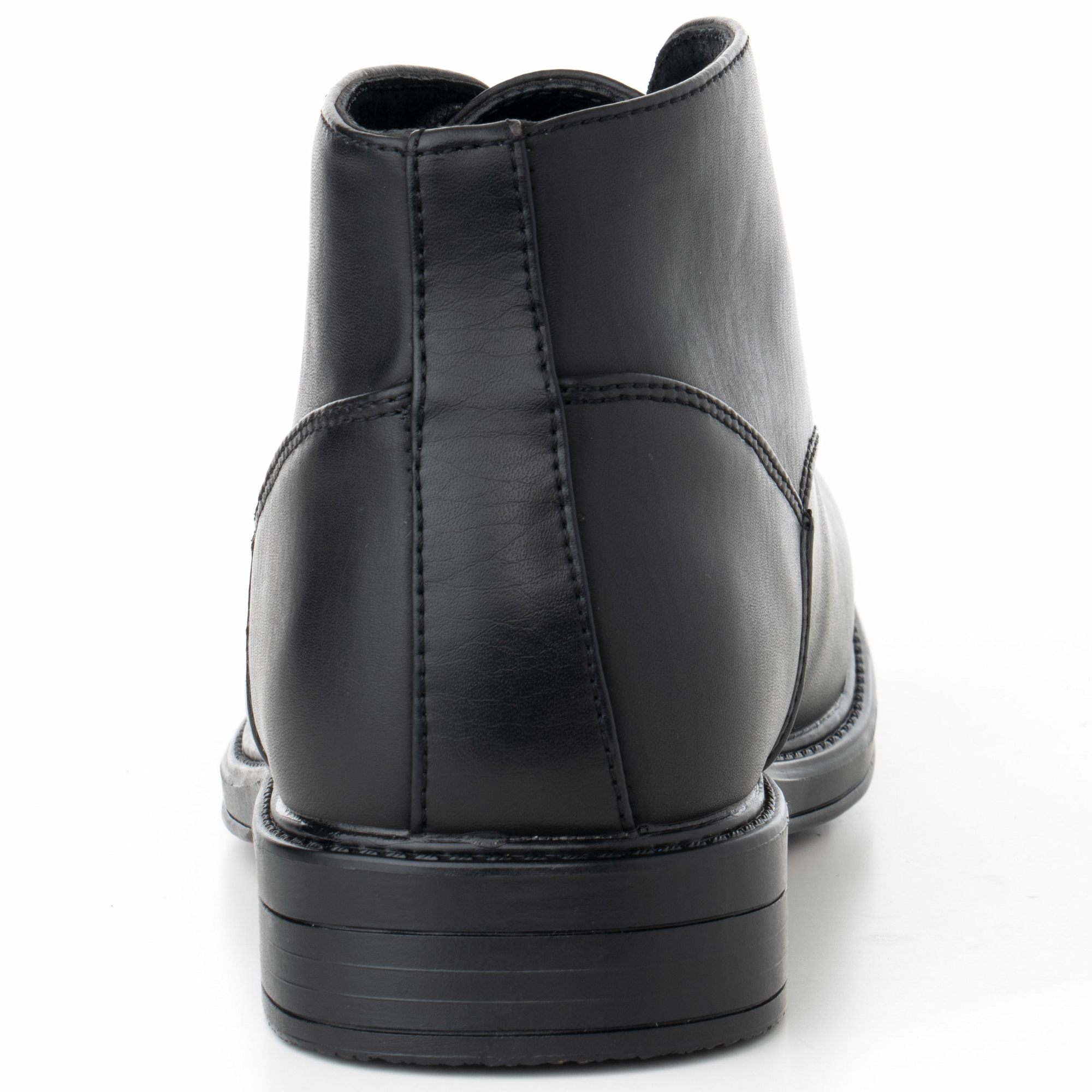 Alpine-Swiss-Mens-Ankle-Boots-Dressy-Casual-Leather-Lined-Dress-Shoes-Lace-up-NW miniature 16