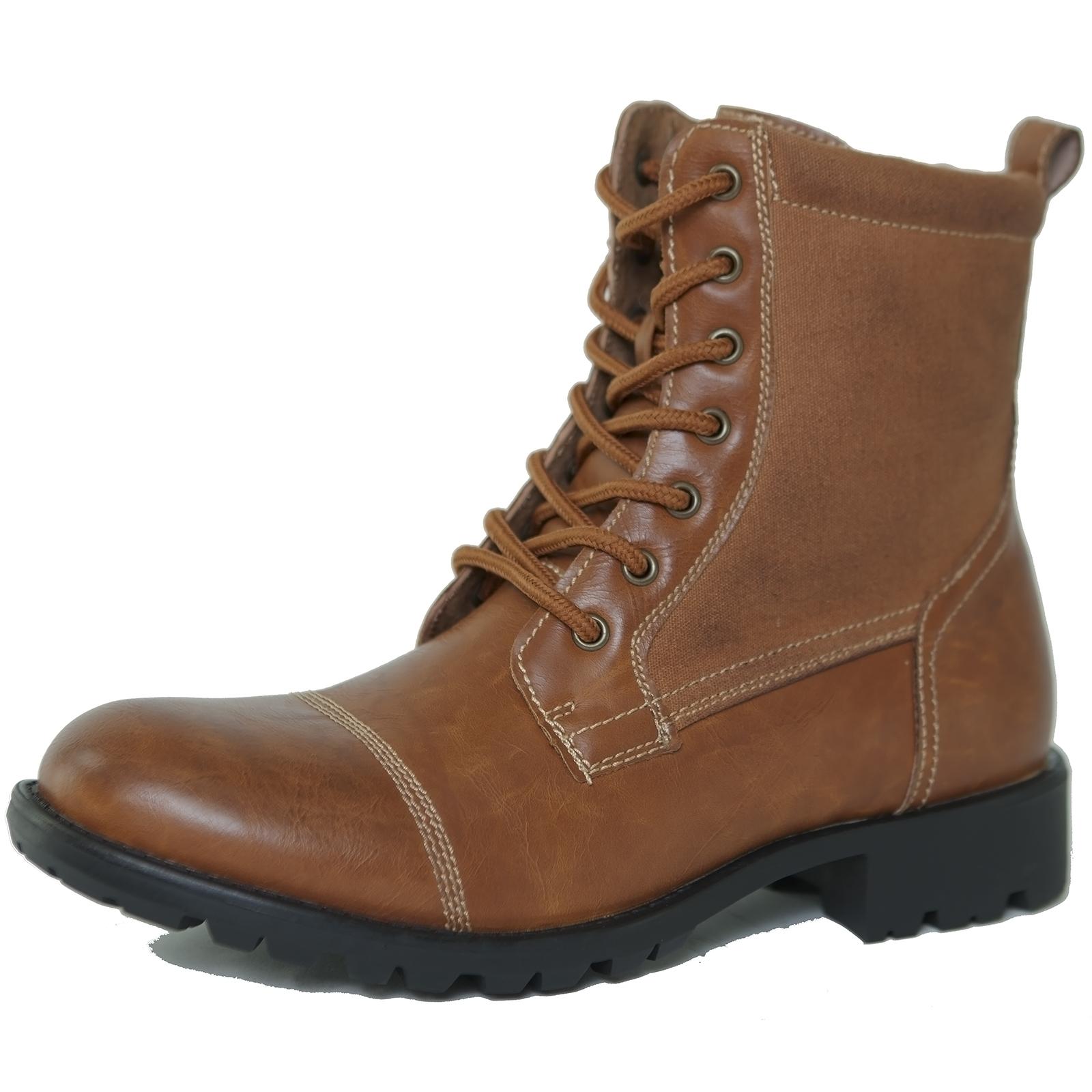 Alpine Swiss Men 039 S Combat Boots Lug