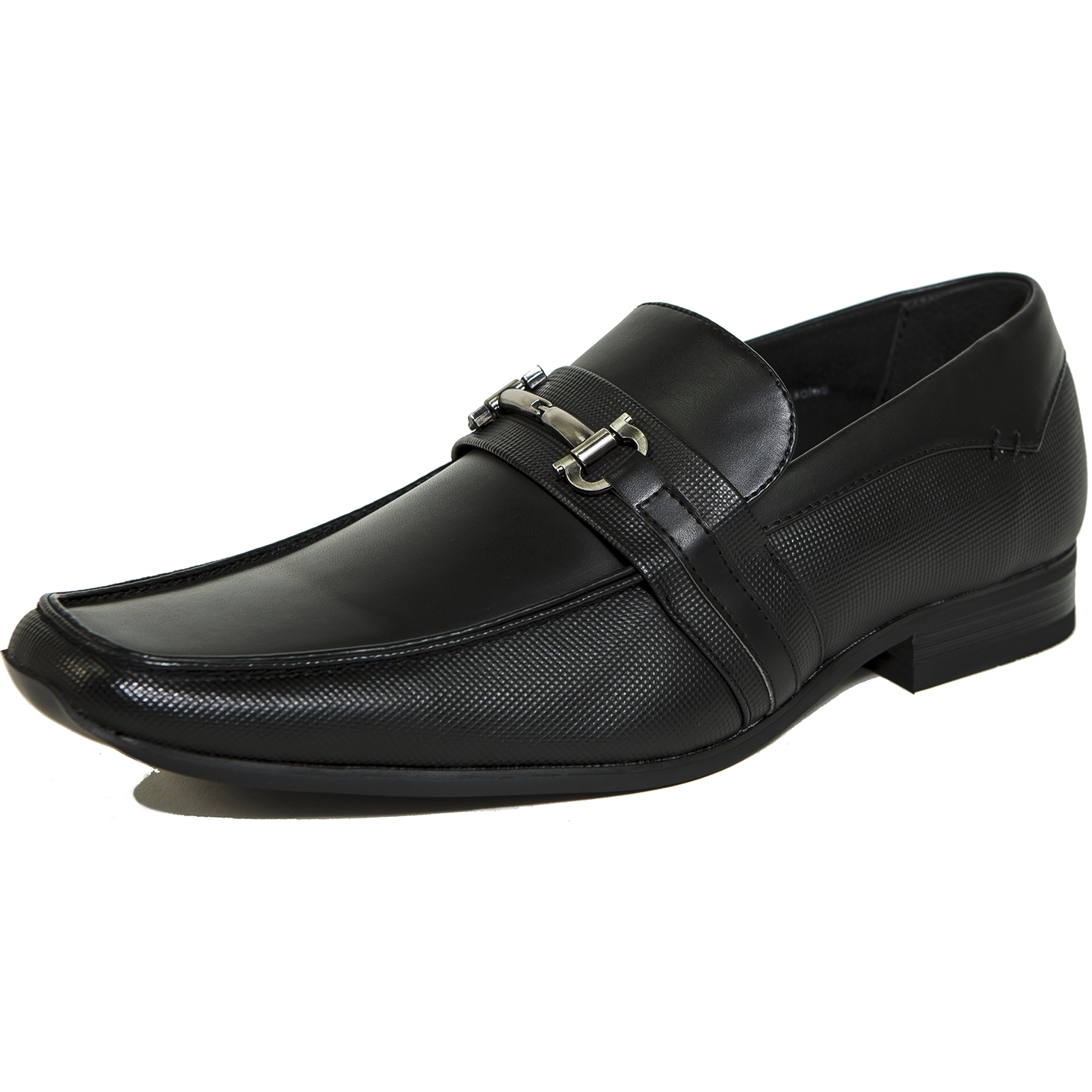 Mens Slip On Dress Shoes With Buckle