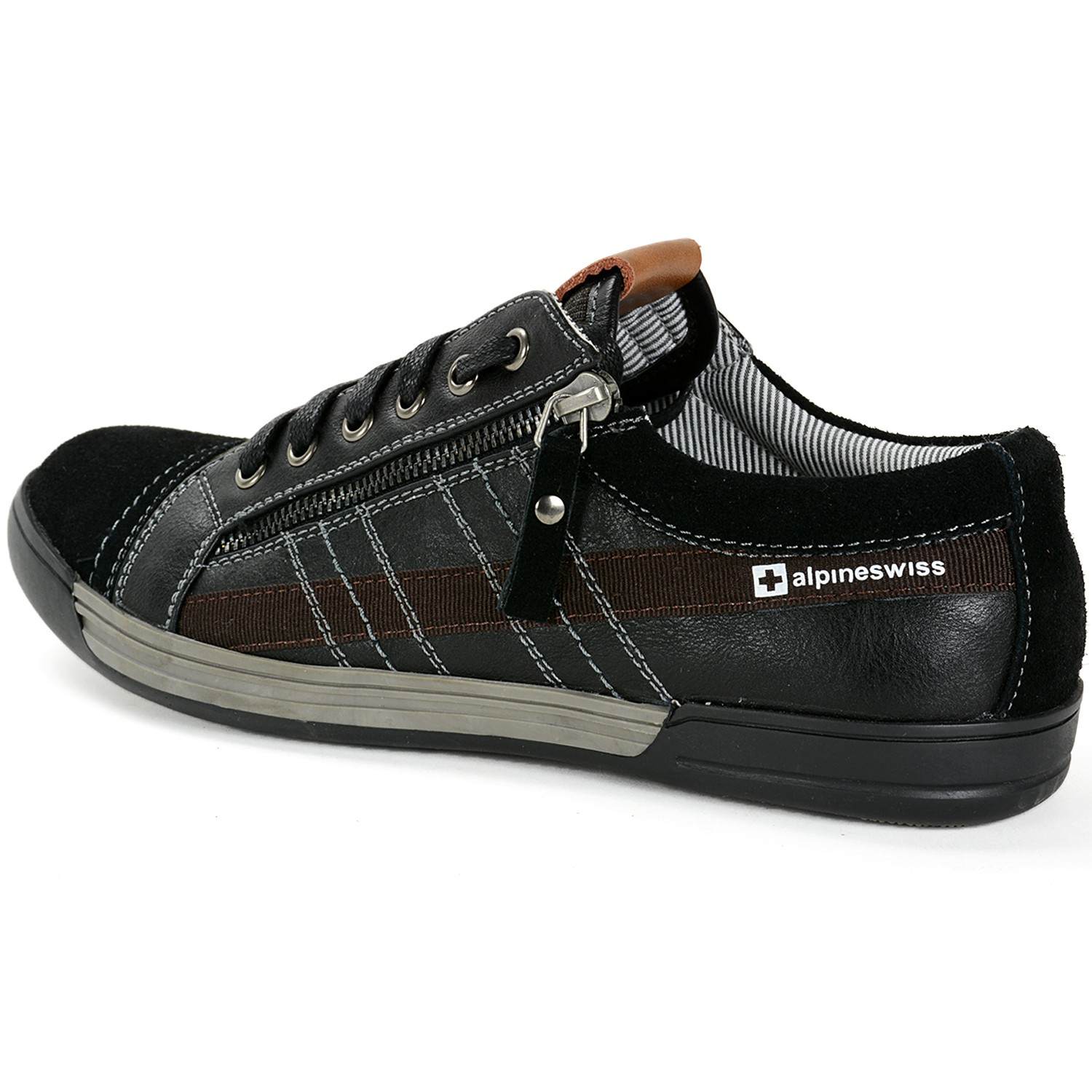 Mens Casual Shoes In Half Sizes