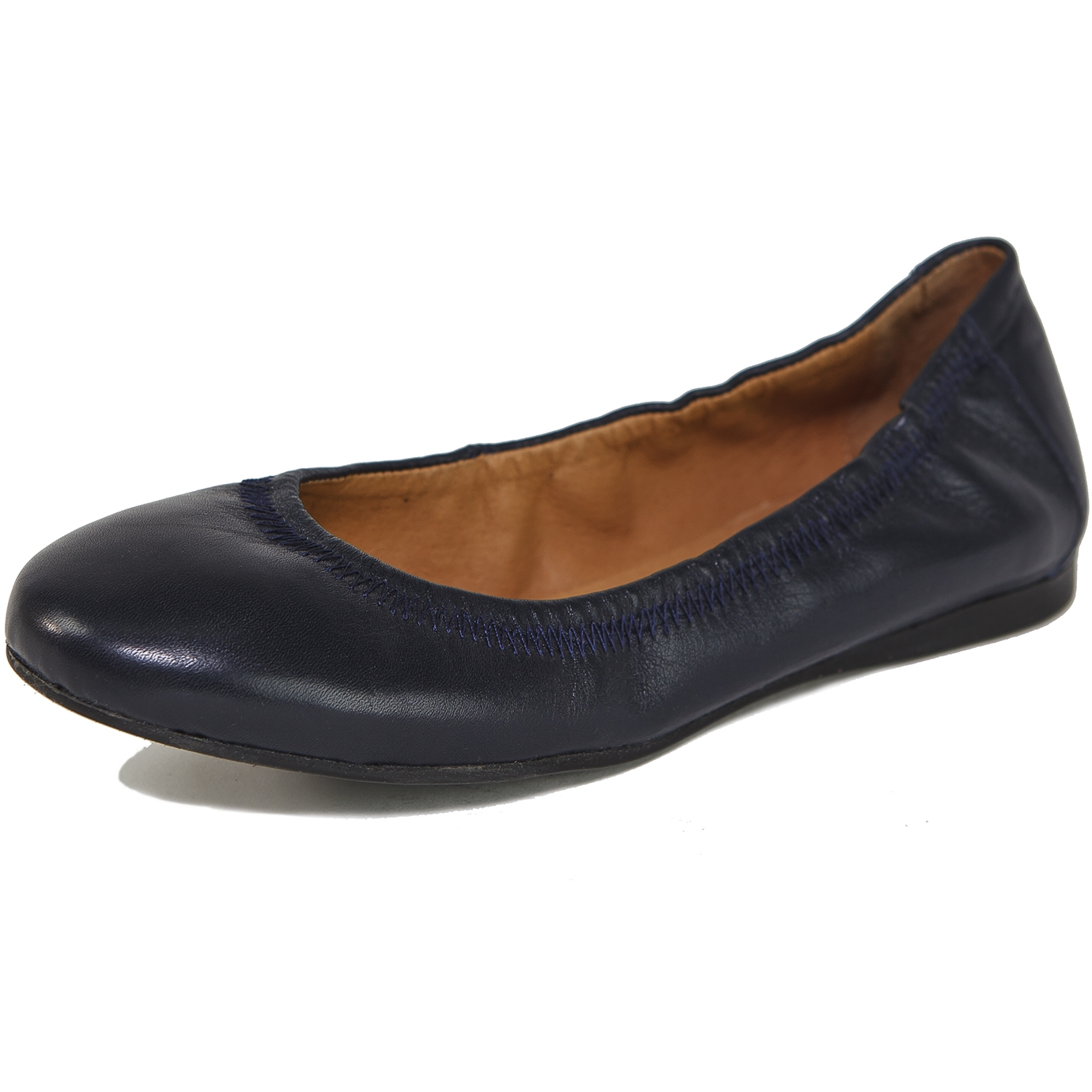 9fa443f71d92 Alpine Swiss Womens Shoes Ballet Flats Genuine European Leather Comfort  Loafer