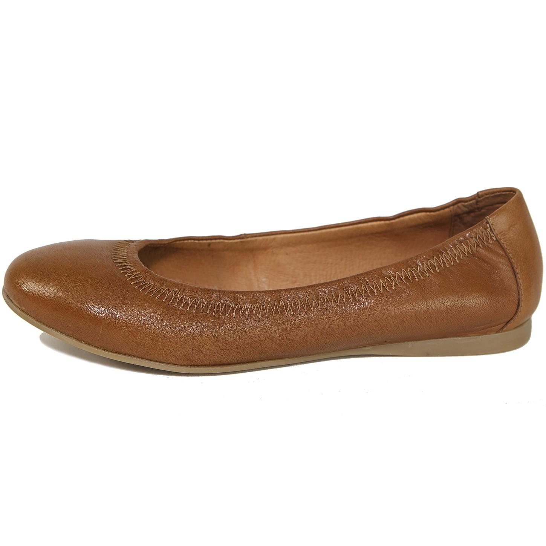 Alpine-Swiss-Women-s-Shoes-Ballet-Flats-Genuine-European-Leather-Comfort-Loafer