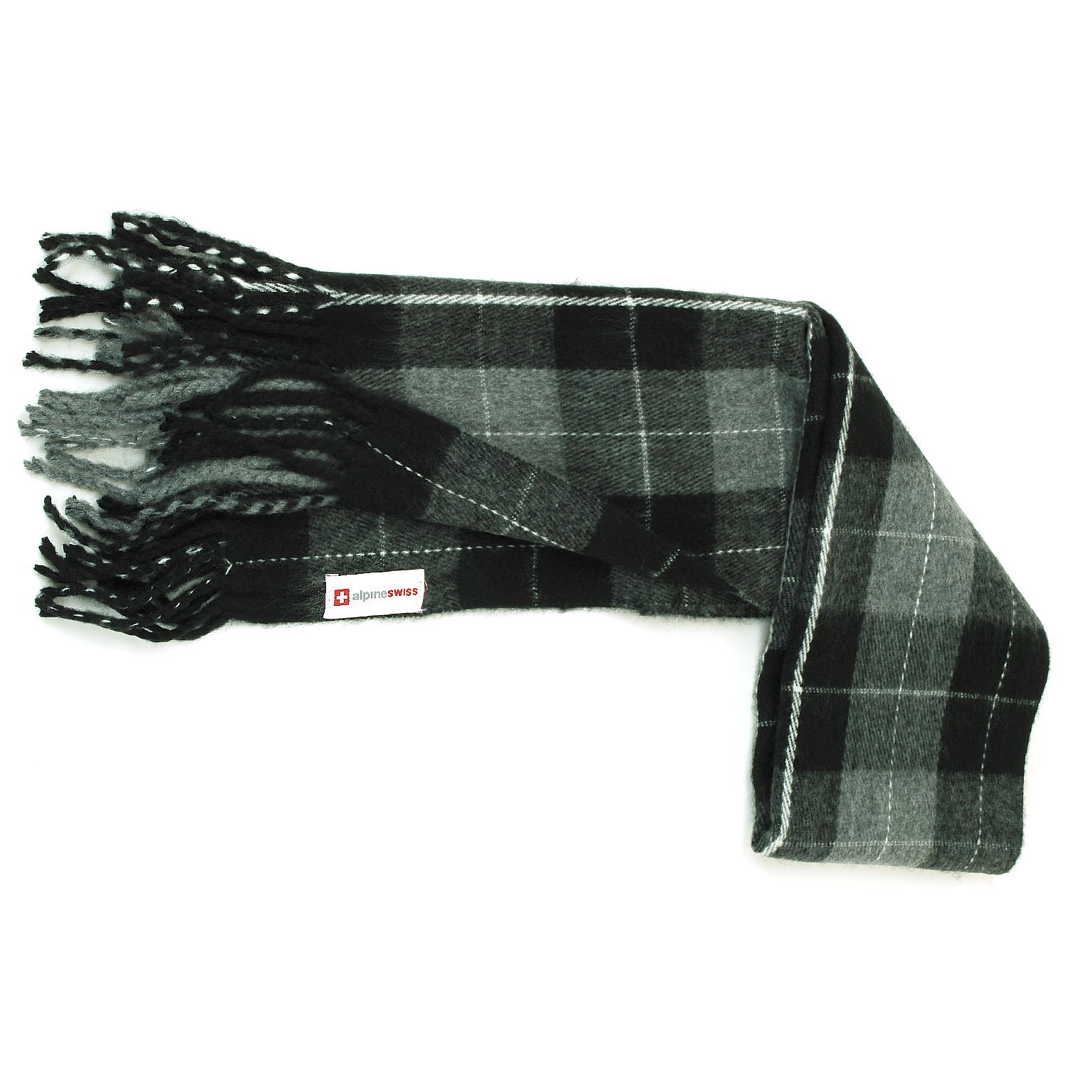 Alpine-Swiss-Mens-Scarf-Softer-Than-Cashmere-Scarves-Plaids-Womens-Winter-Shawl thumbnail 48