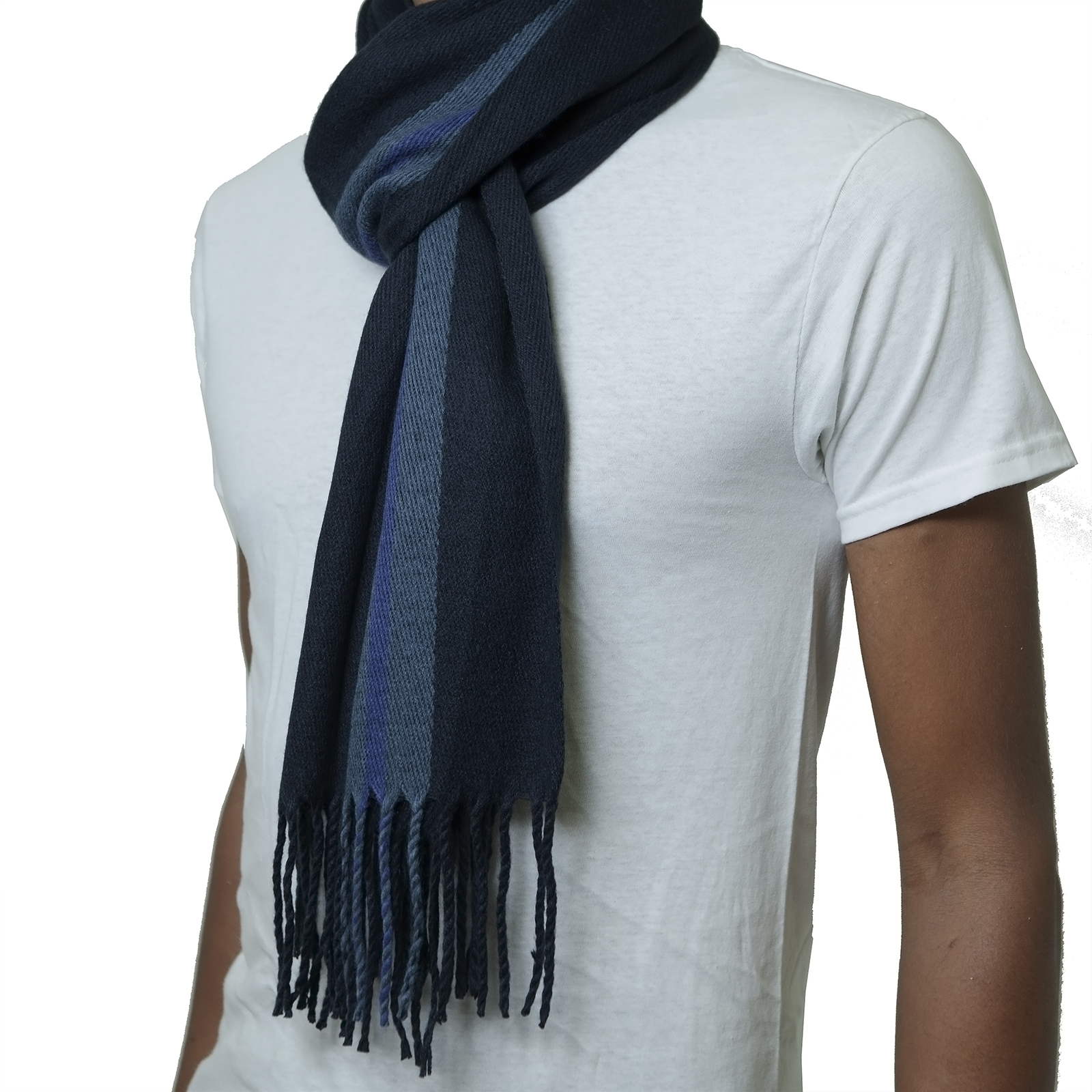 Alpine-Swiss-Mens-Scarf-Softer-Than-Cashmere-Scarves-Plaids-Womens-Winter-Shawl thumbnail 66