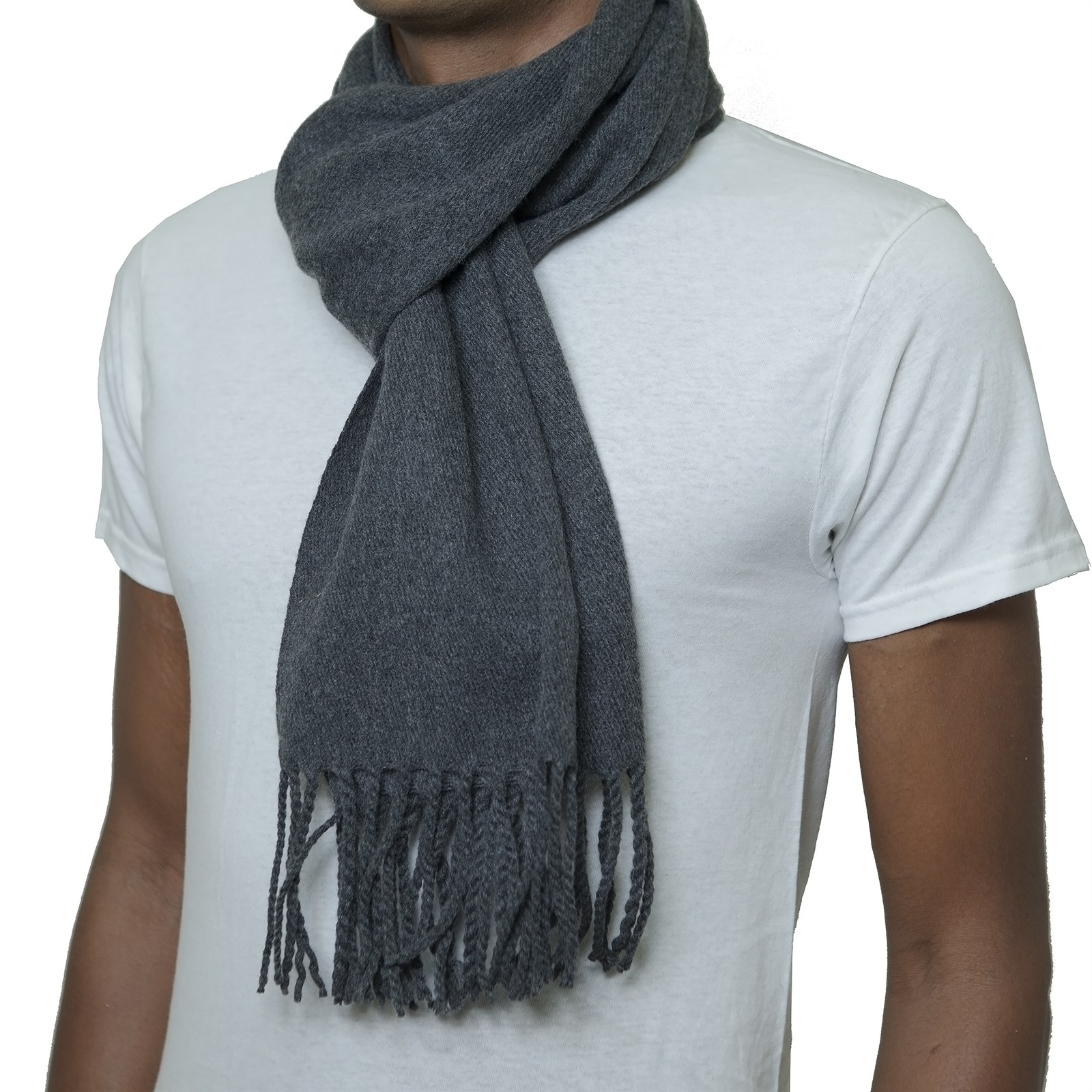 Alpine-Swiss-Mens-Scarf-Softer-Than-Cashmere-Scarves-Plaids-Womens-Winter-Shawl thumbnail 86