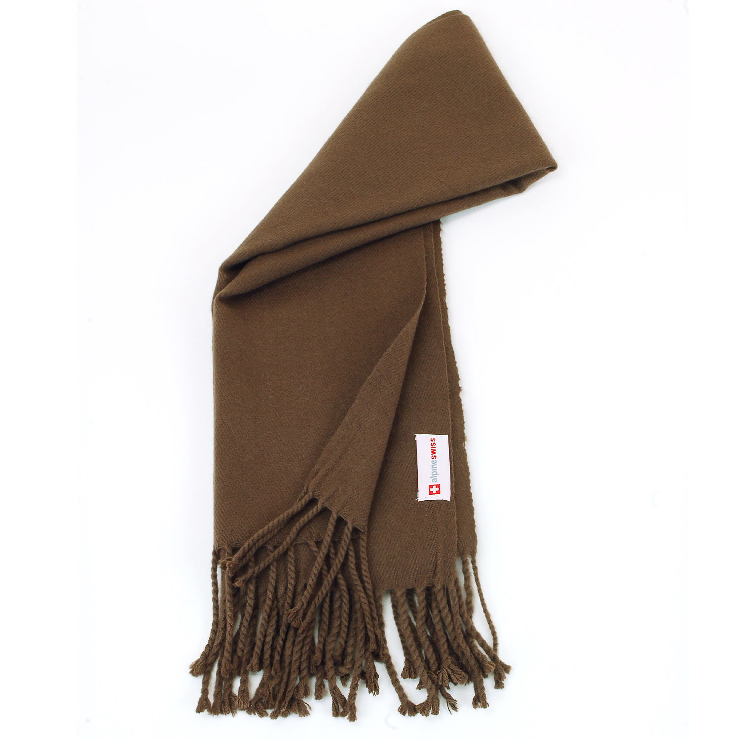 Alpine-Swiss-Mens-Scarf-Softer-Than-Cashmere-Scarves-Plaids-Womens-Winter-Shawl thumbnail 25