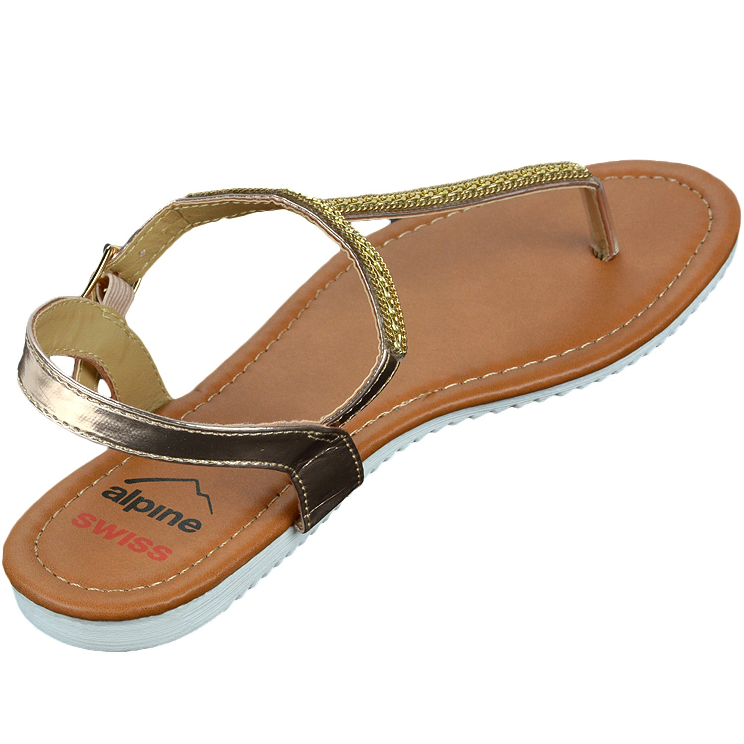Dressy Flip Flops Womens Shoes
