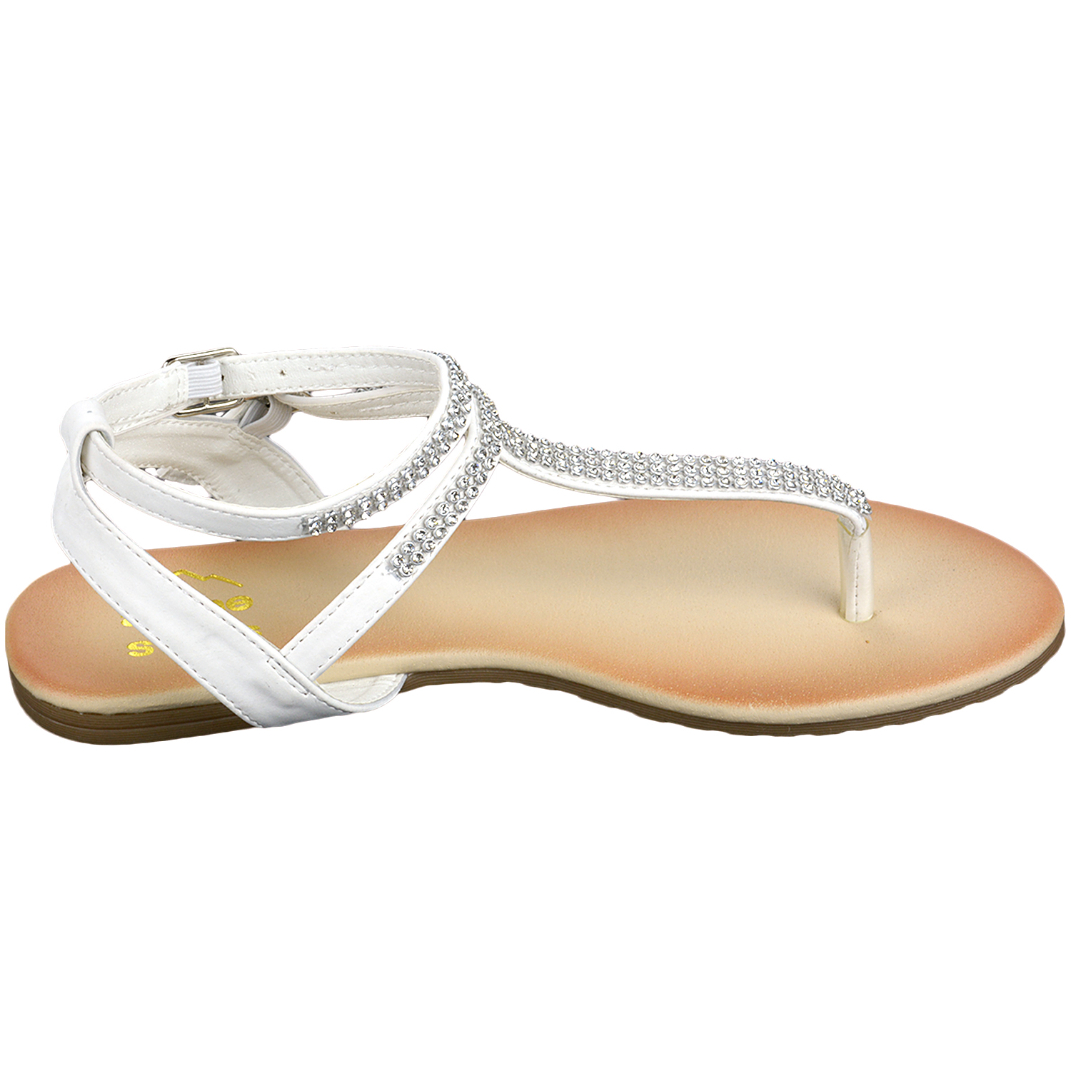 Alpine Swiss Women S Gladiator Sandals T Strap Slingback