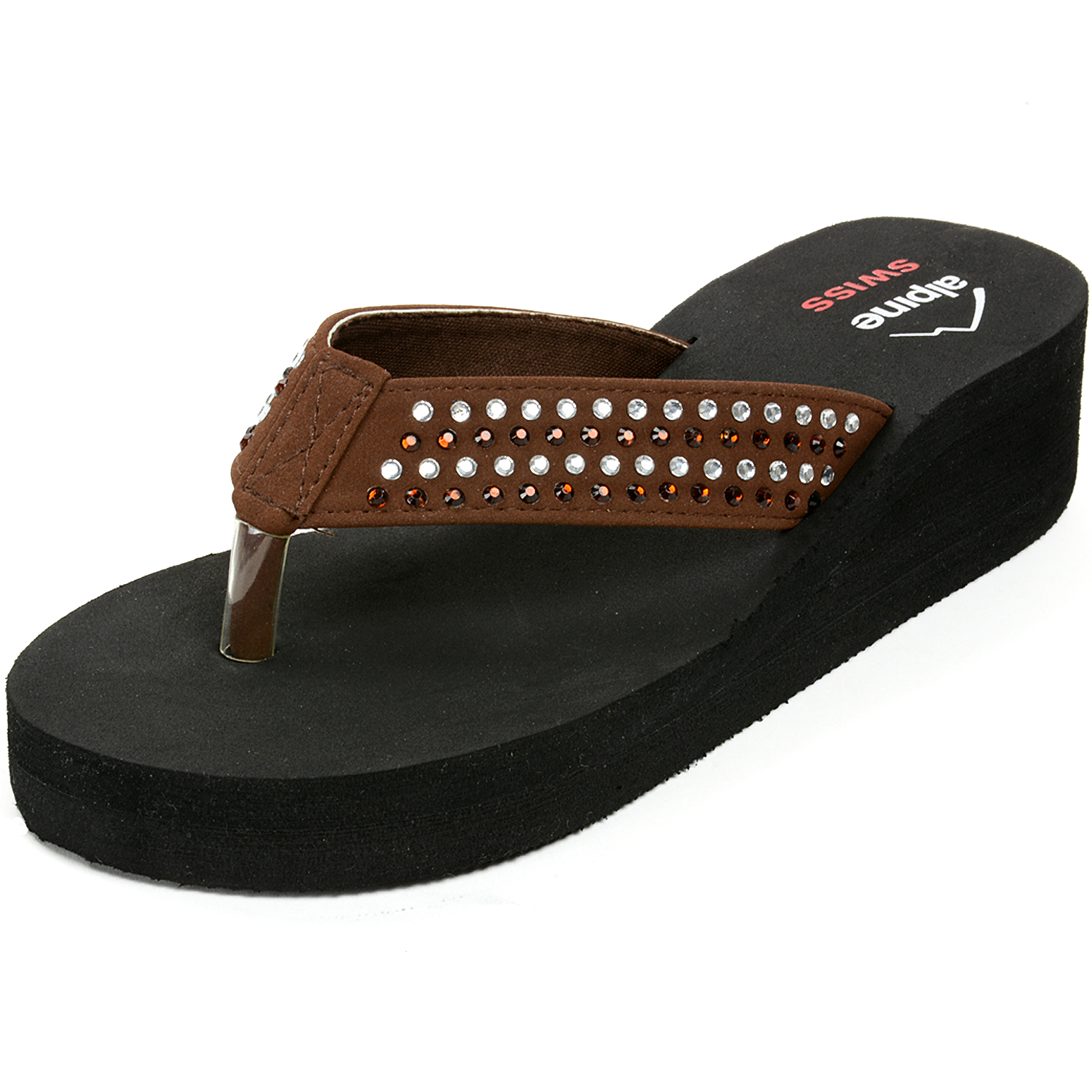 Free shipping BOTH ways on girls wedge flip flops, from our vast selection of styles. Fast delivery, and 24/7/ real-person service with a smile. Click or call