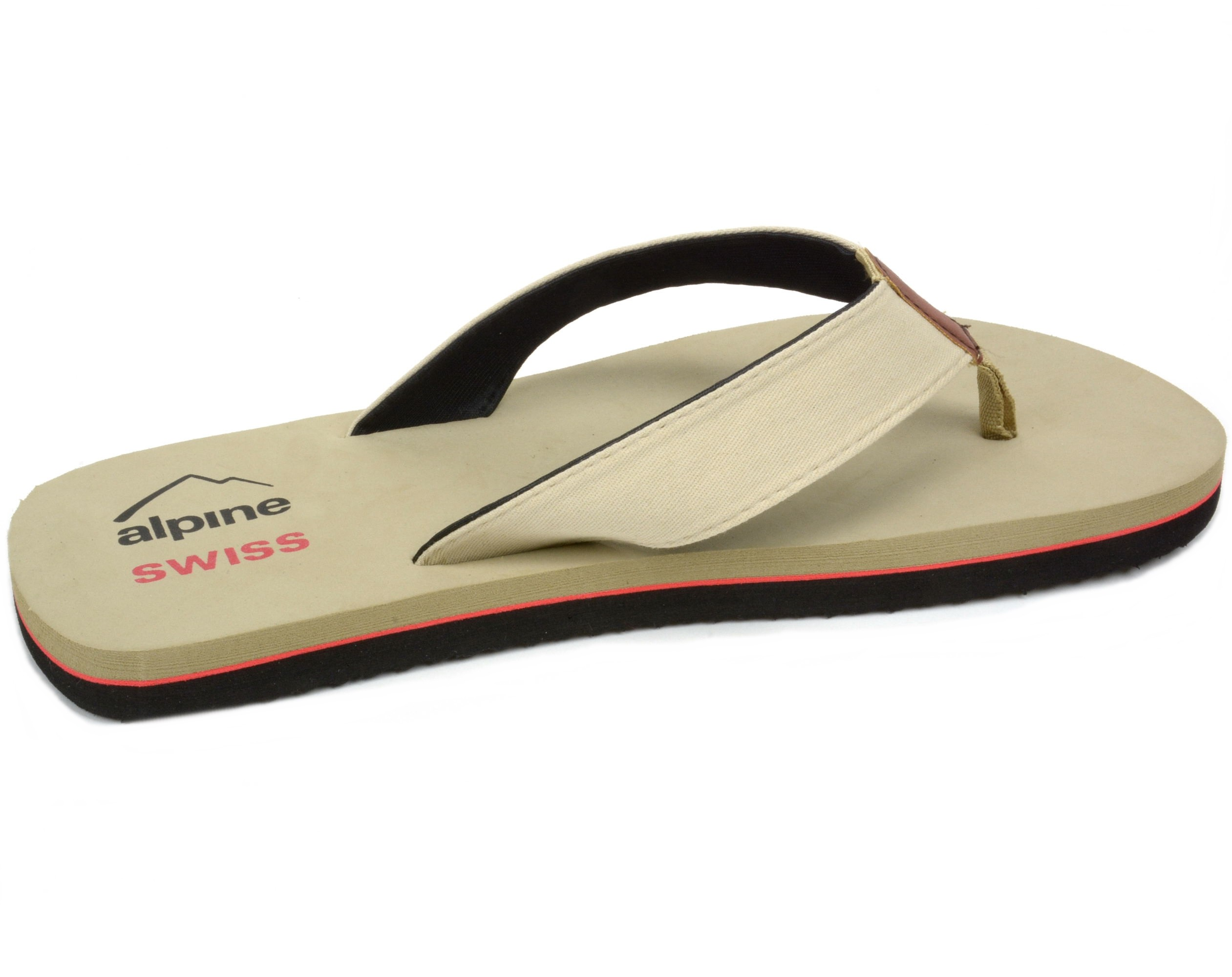 Alpine-Swiss-Mens-Flip-Flops-Beach-Sandals-Lightweight-EVA-Sole-Comfort-Thongs thumbnail 65