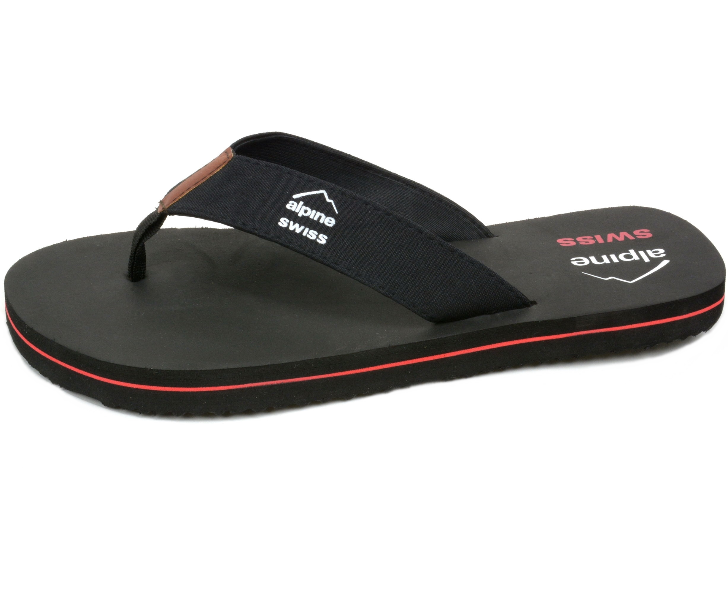 Alpine-Swiss-Mens-Flip-Flops-Beach-Sandals-Lightweight-EVA-Sole-Comfort-Thongs thumbnail 13