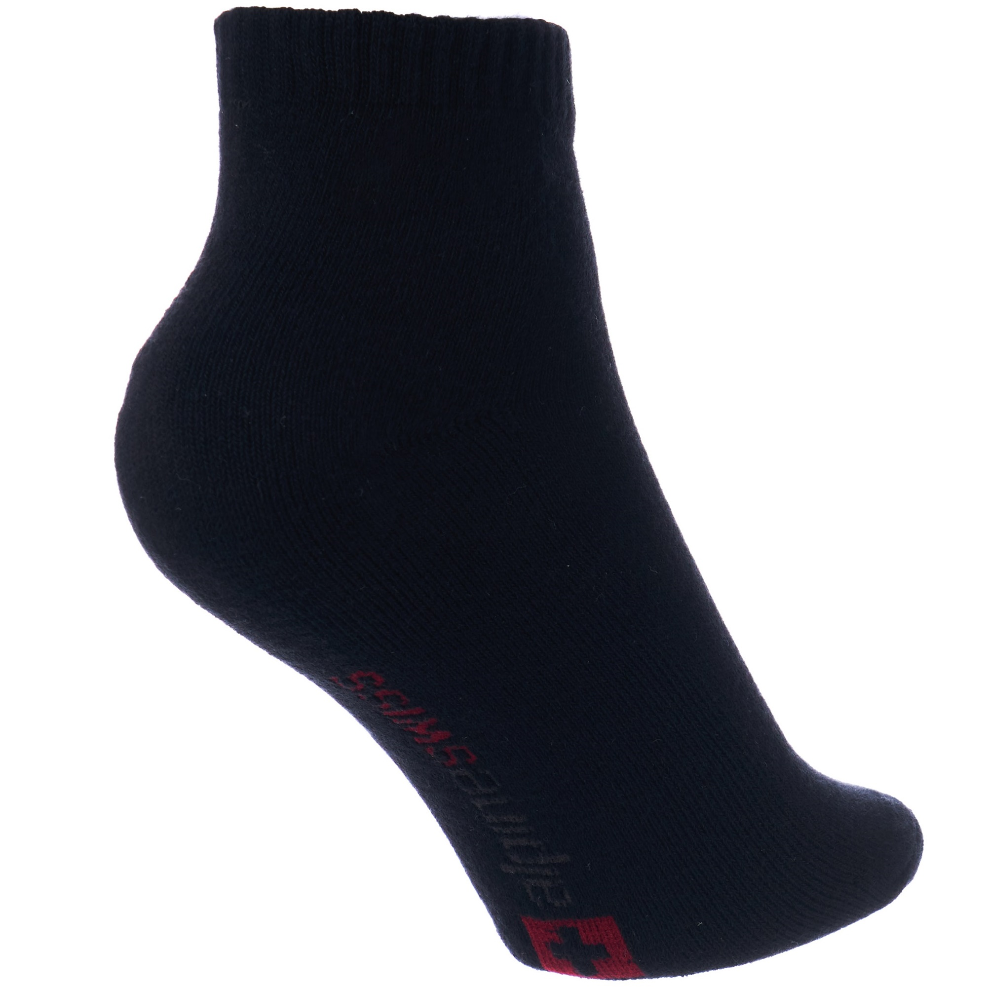 Alpine-Swiss-Mens-8-Pack-Ankle-Socks-Low-Cut-Cotton-Athletic-Sock-Shoe-Size-6-12 thumbnail 22
