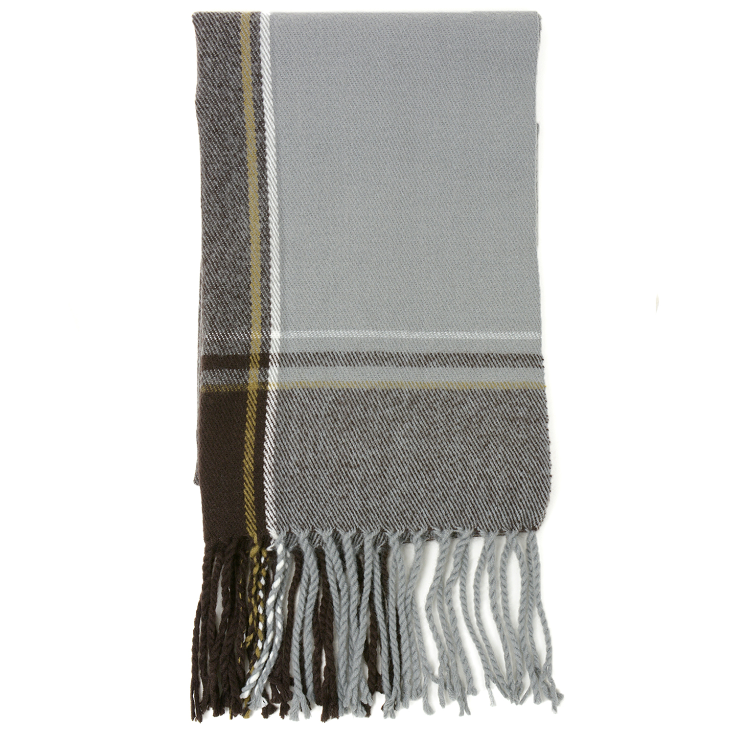 Alpine-Swiss-Mens-Scarf-Softer-Than-Cashmere-Scarves-Plaids-Womens-Winter-Shawl thumbnail 39