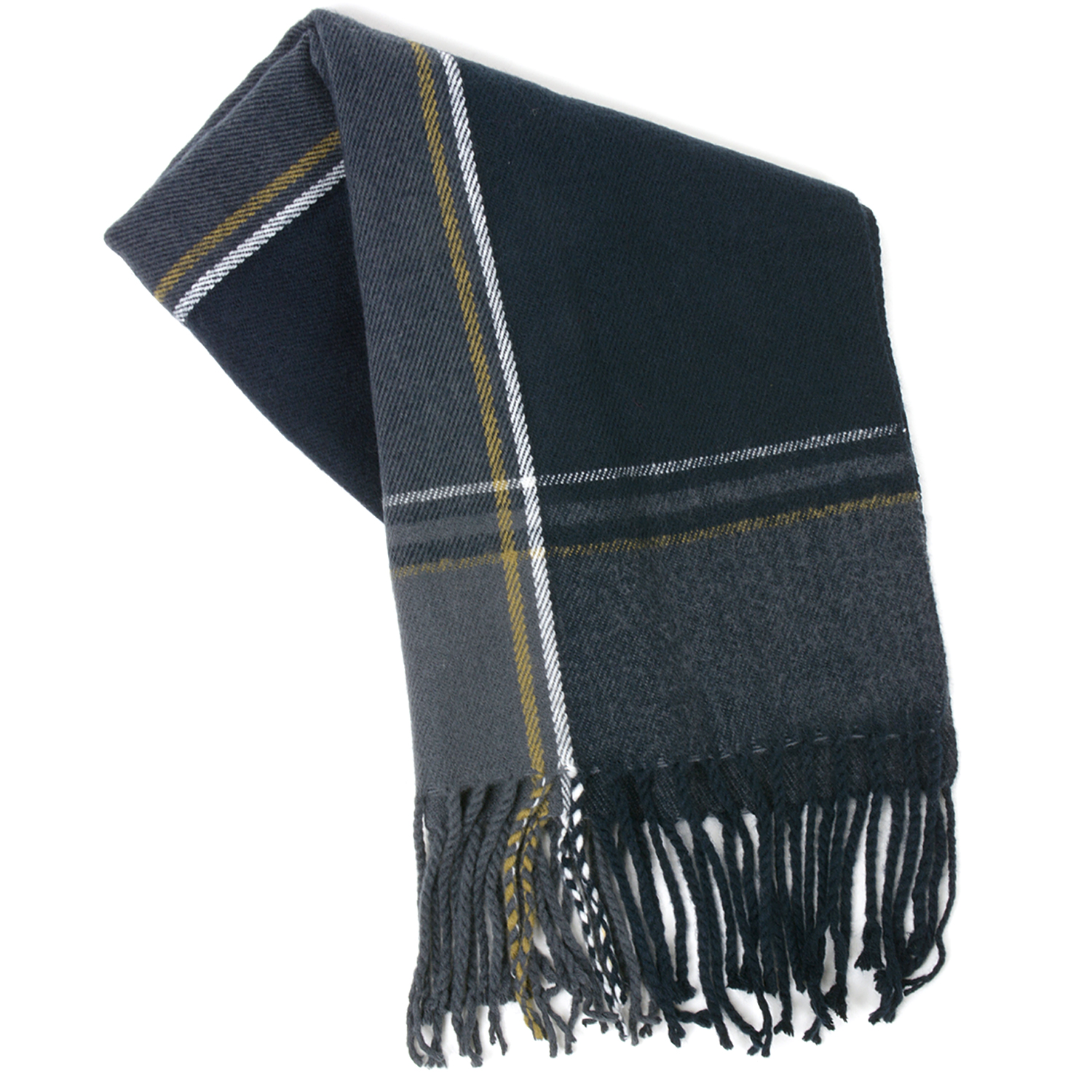 Alpine-Swiss-Mens-Scarf-Softer-Than-Cashmere-Scarves-Plaids-Womens-Winter-Shawl thumbnail 34