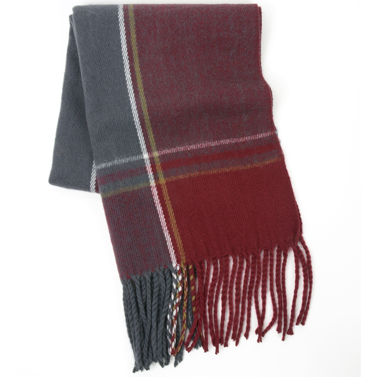 Alpine-Swiss-Mens-Scarf-Softer-Than-Cashmere-Scarves-Plaids-Womens-Winter-Shawl thumbnail 63