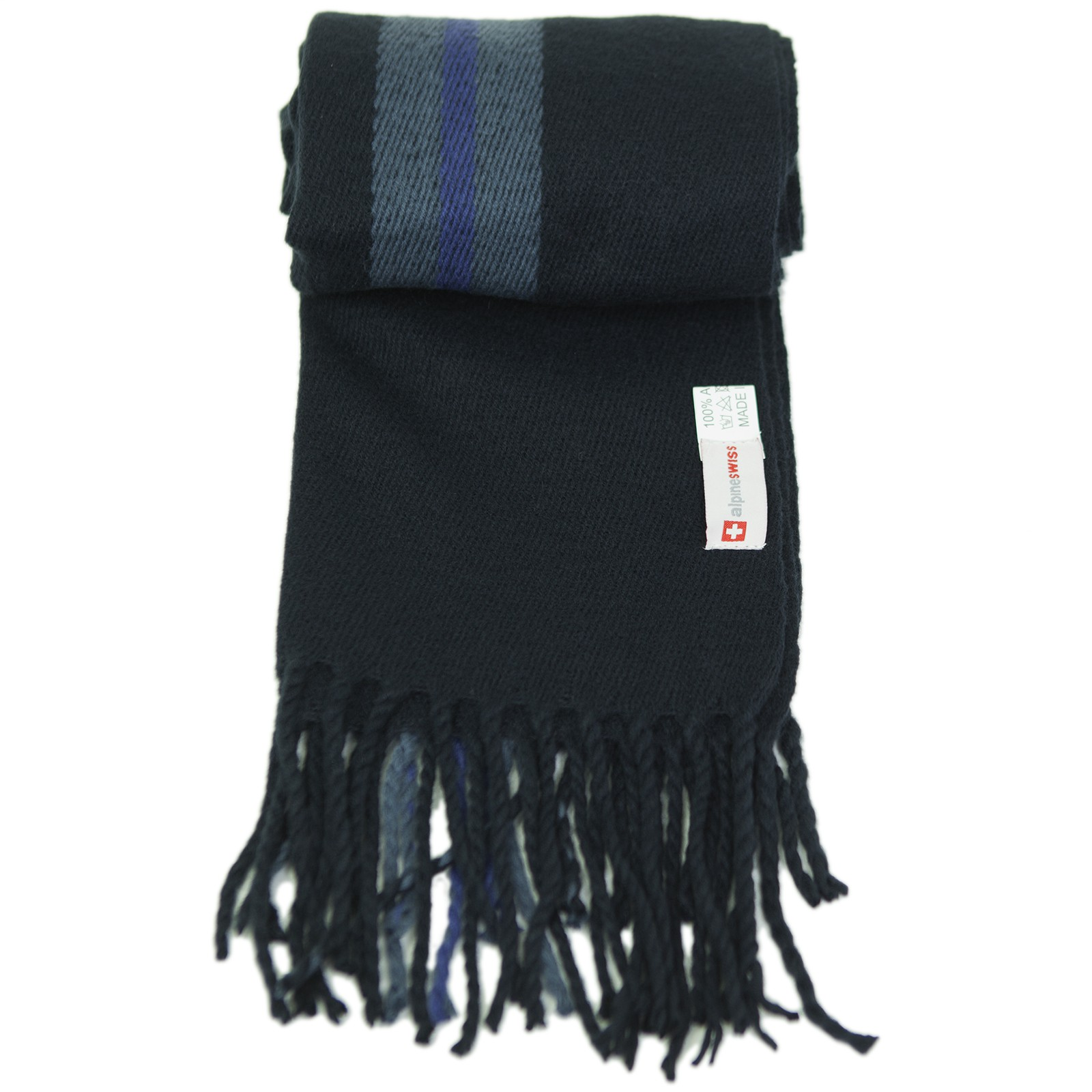 Alpine-Swiss-Mens-Scarf-Softer-Than-Cashmere-Scarves-Plaids-Womens-Winter-Shawl thumbnail 68