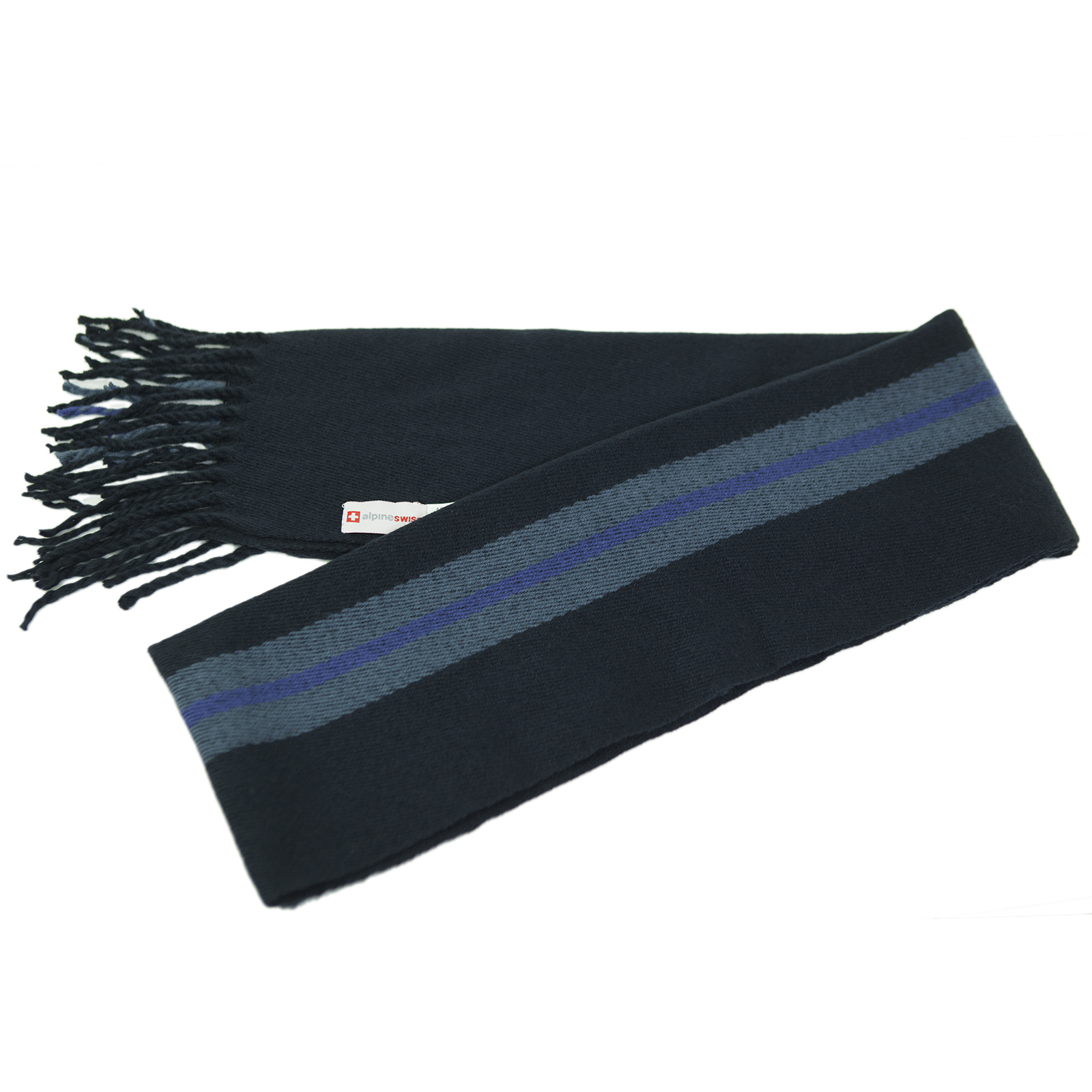 Alpine-Swiss-Mens-Scarf-Softer-Than-Cashmere-Scarves-Plaids-Womens-Winter-Shawl thumbnail 69