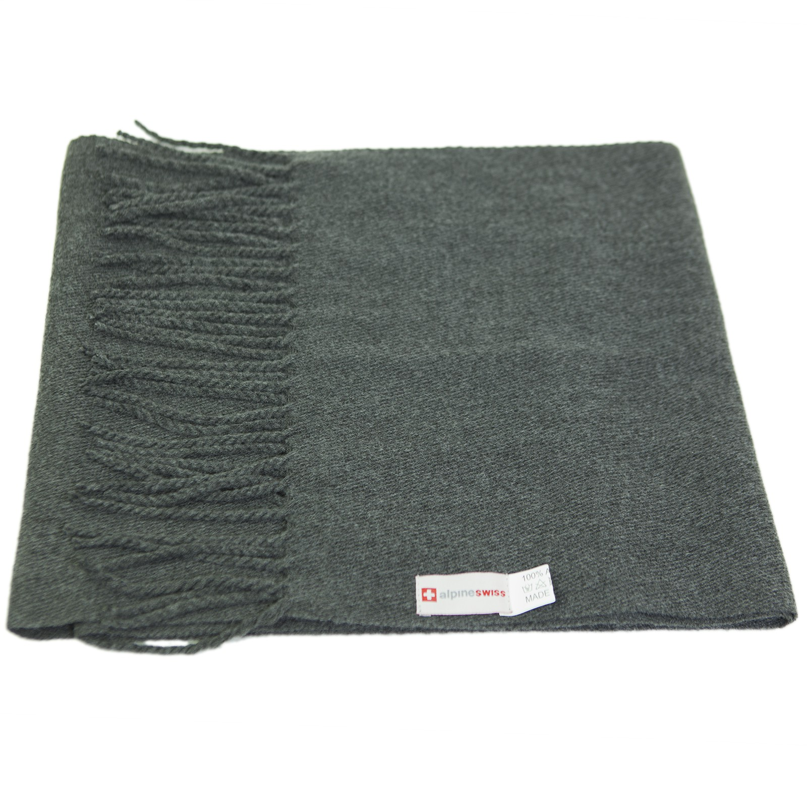 Alpine-Swiss-Mens-Scarf-Softer-Than-Cashmere-Scarves-Plaids-Womens-Winter-Shawl thumbnail 87