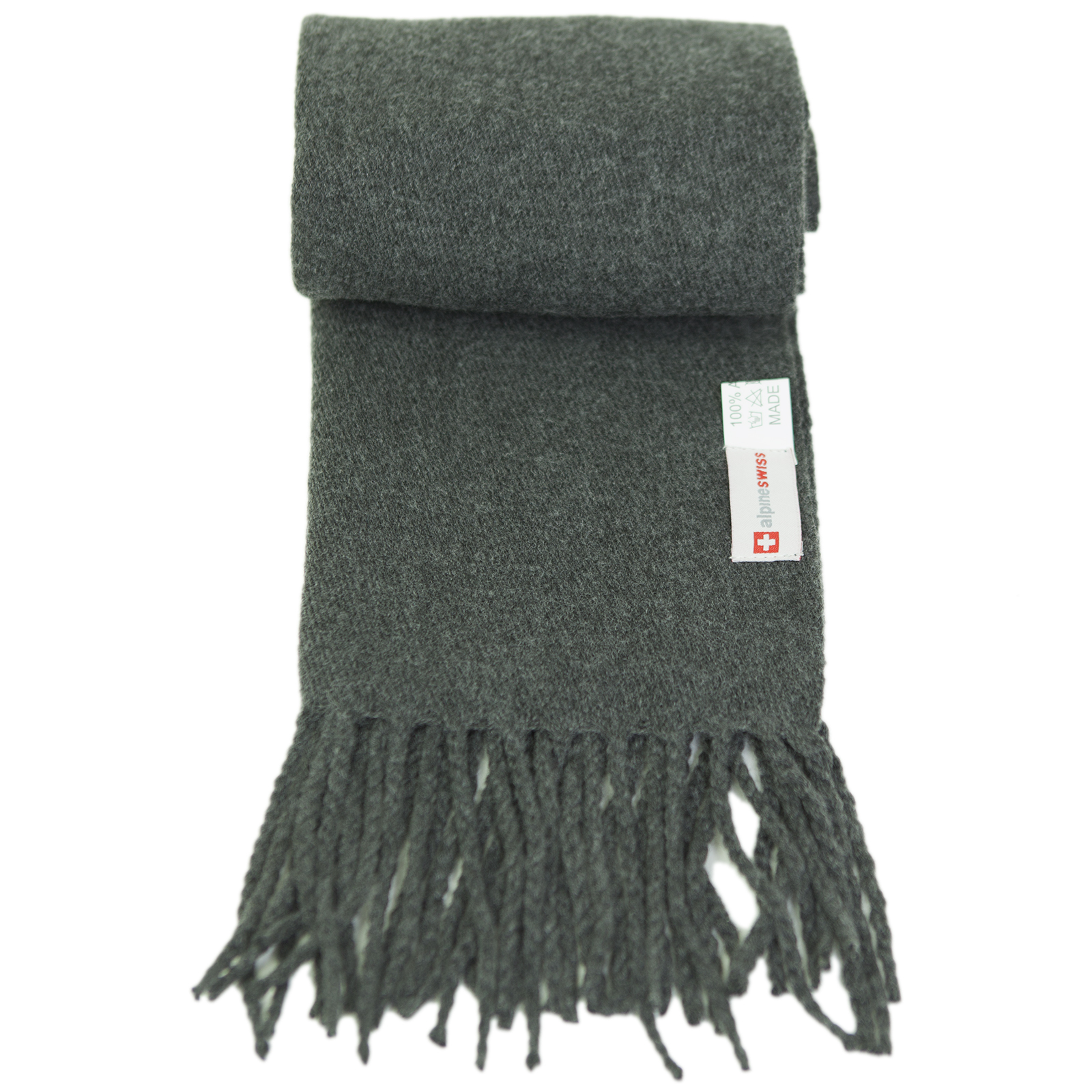 Alpine-Swiss-Mens-Scarf-Softer-Than-Cashmere-Scarves-Plaids-Womens-Winter-Shawl thumbnail 88