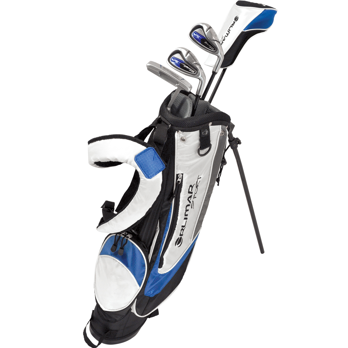 Orlimar Golf Unisex Vt Sport Junior Combo Set Blue Rh