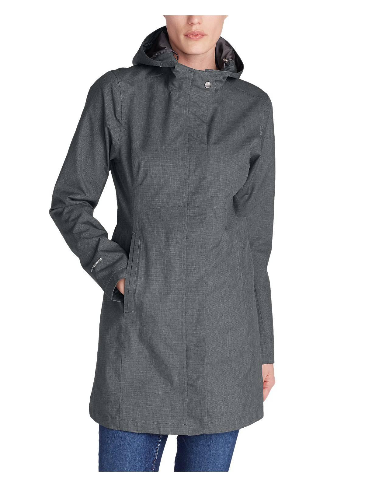 best prices offer discounts new varieties Details about Eddie Bauer Women's Mackenzie Trench Coat