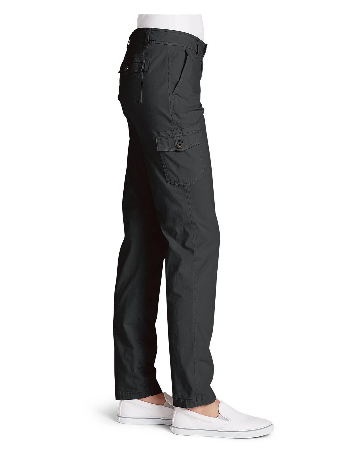 a327c62eed Eddie Bauer Women's Adventurer Stretch Ripstop Cargo Pants ...