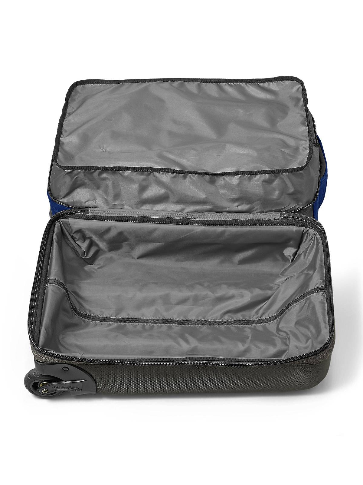 Eddie Bauer Unisex-Adult Expedition Drop Bottom Rolling Duffel ... d94a1ac3f8