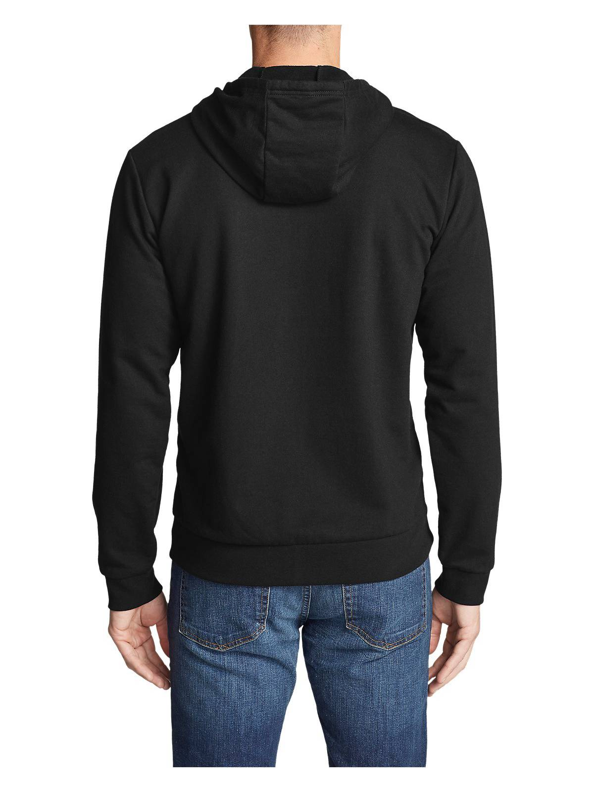 Eddie-Bauer-Men-039-s-Camp-Fleece-Full-Zip-Hoodie thumbnail 3