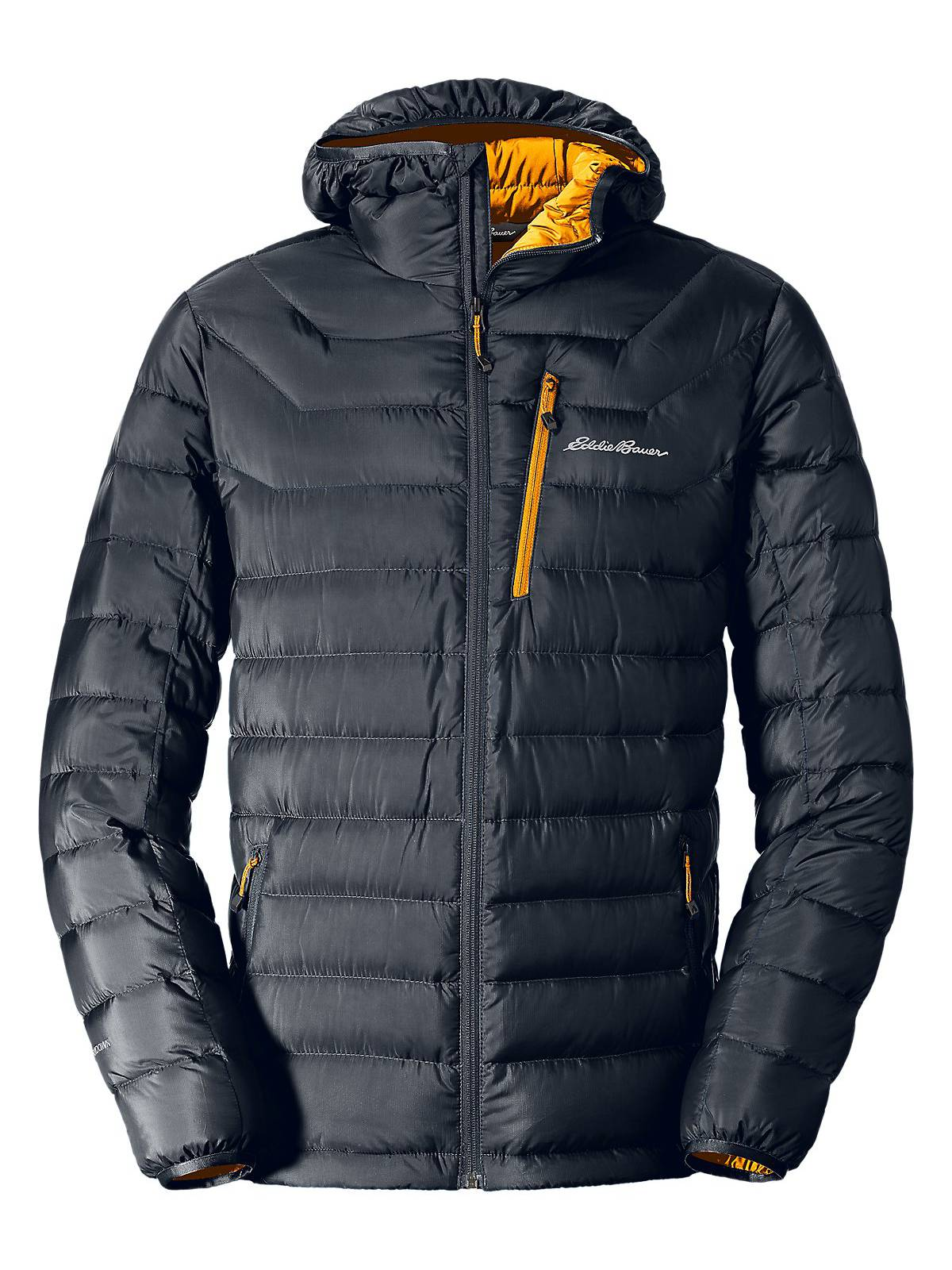 NWT Eddie Bauer Womens First Ascent Downlight Sweater Down Jacket 100/% Authentic