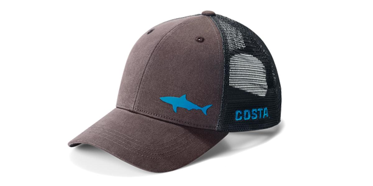 Costa Del Mar Mens Ocearch Blitz Trucker Hat-Charcoal 97963652155  cb7edaca8ac