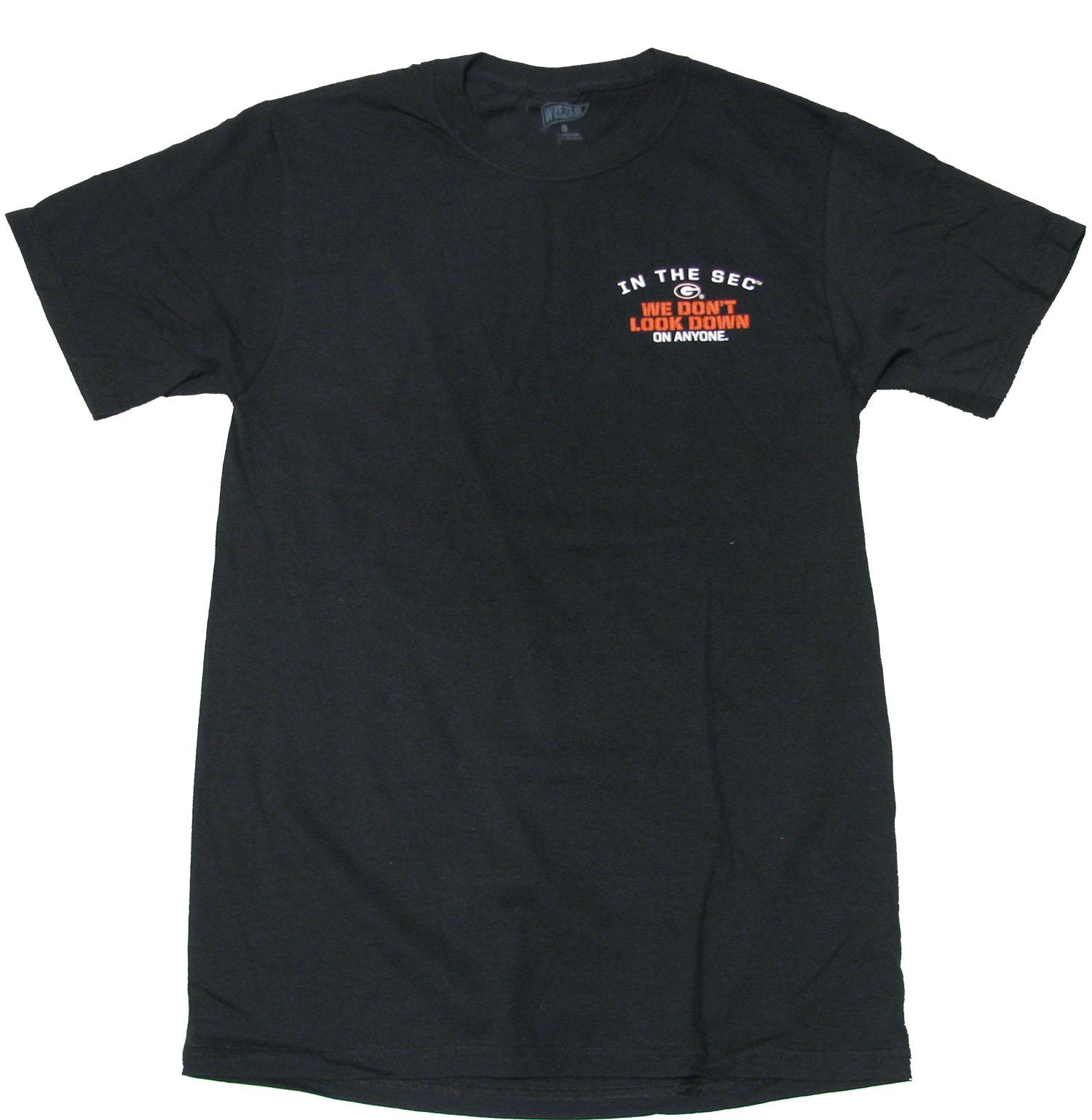 Univeristy Of Georgia UGA Landscape Short Sleeve T Shirt