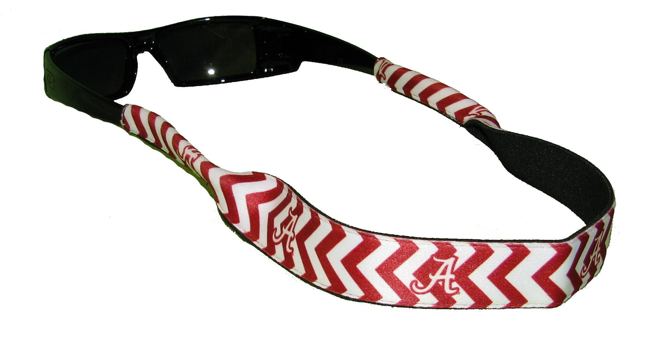 NCAA Alabama Crimson Tide Neoprene Eyeglass Holder