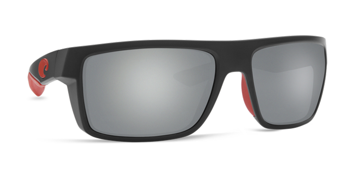 cc87ad3256 Costa Del Mar 580p MOTU Race Black Sunglasses