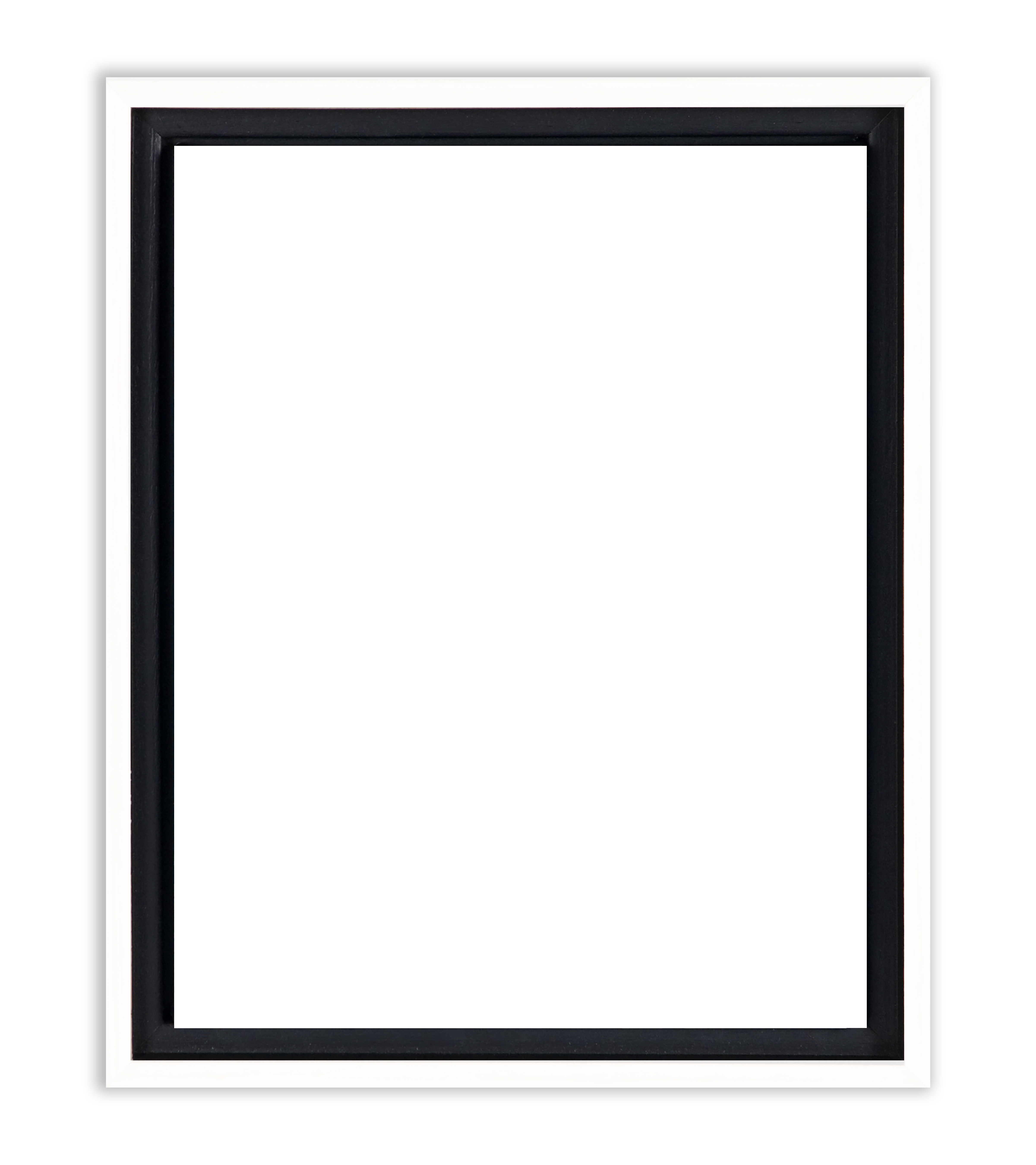 Illusions Floater Canvas Frame 1-1/2 Depth Mounting Finished Artwork ...